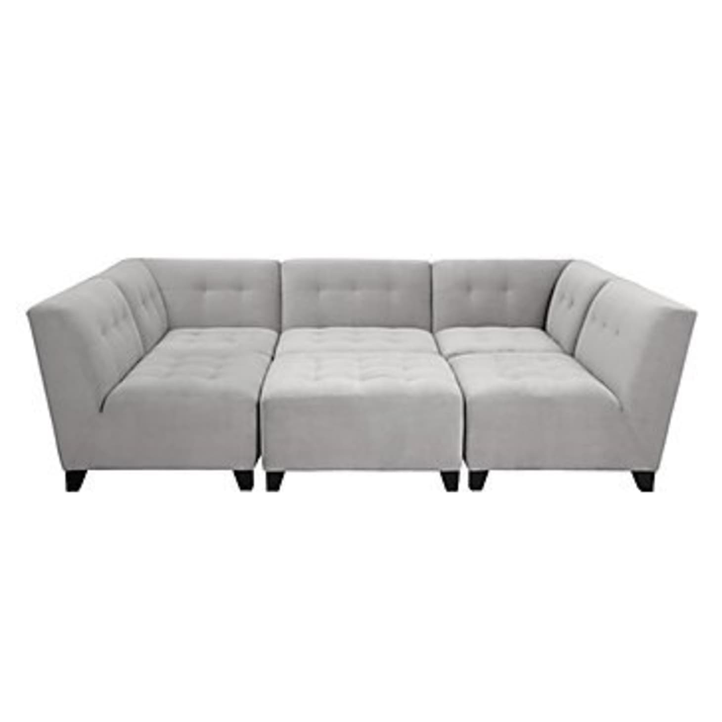 10 Easy Pieces: Modular Building Block Sectional Sofas ...