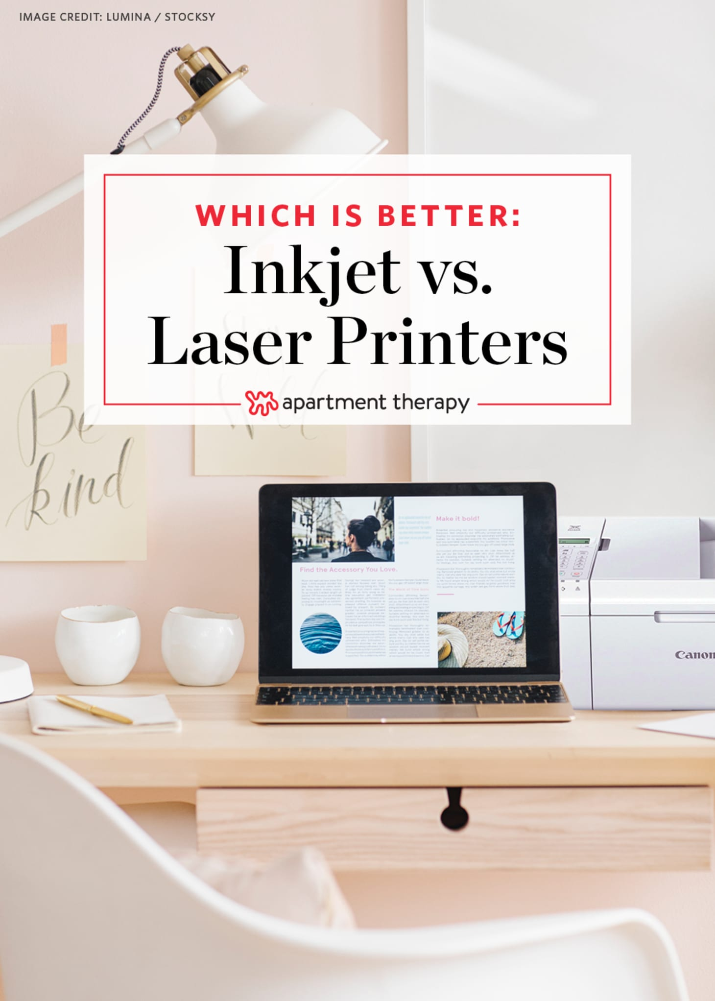 Pros & Cons for Home Use: Inkjet vs  Laser Printers
