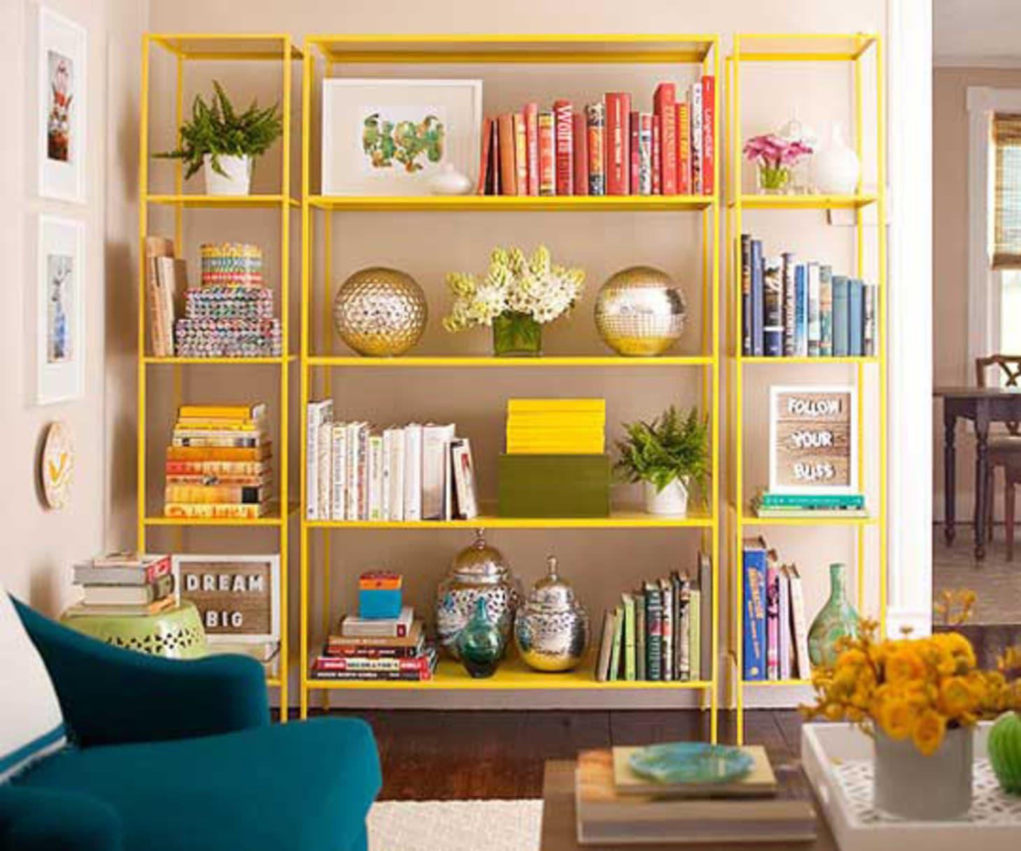 DIY The $50 IKEA VITTSJÖ: 5 Colorful Hacks