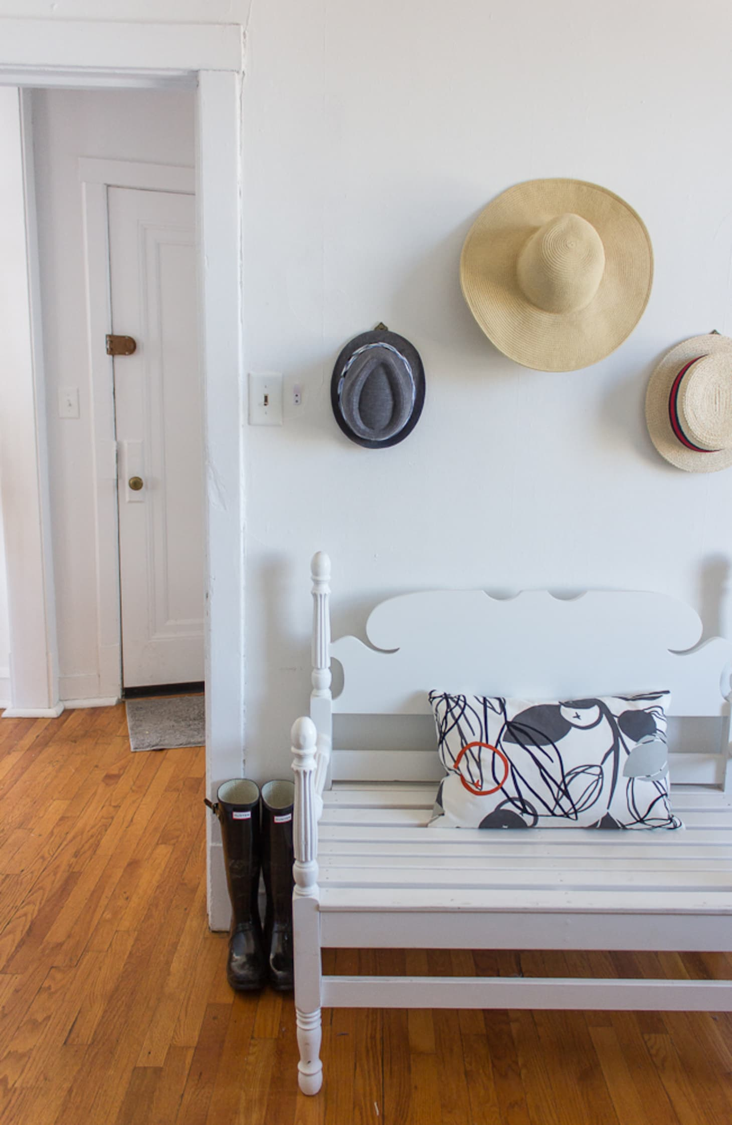 Kate Amp Chad S Art Filled Dwelling Apartment Therapy