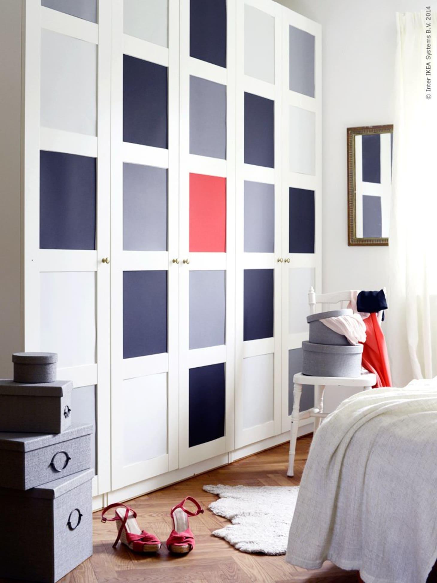 Ikea Hacks Diy Ways To Make Cheap Wardrobes Look More