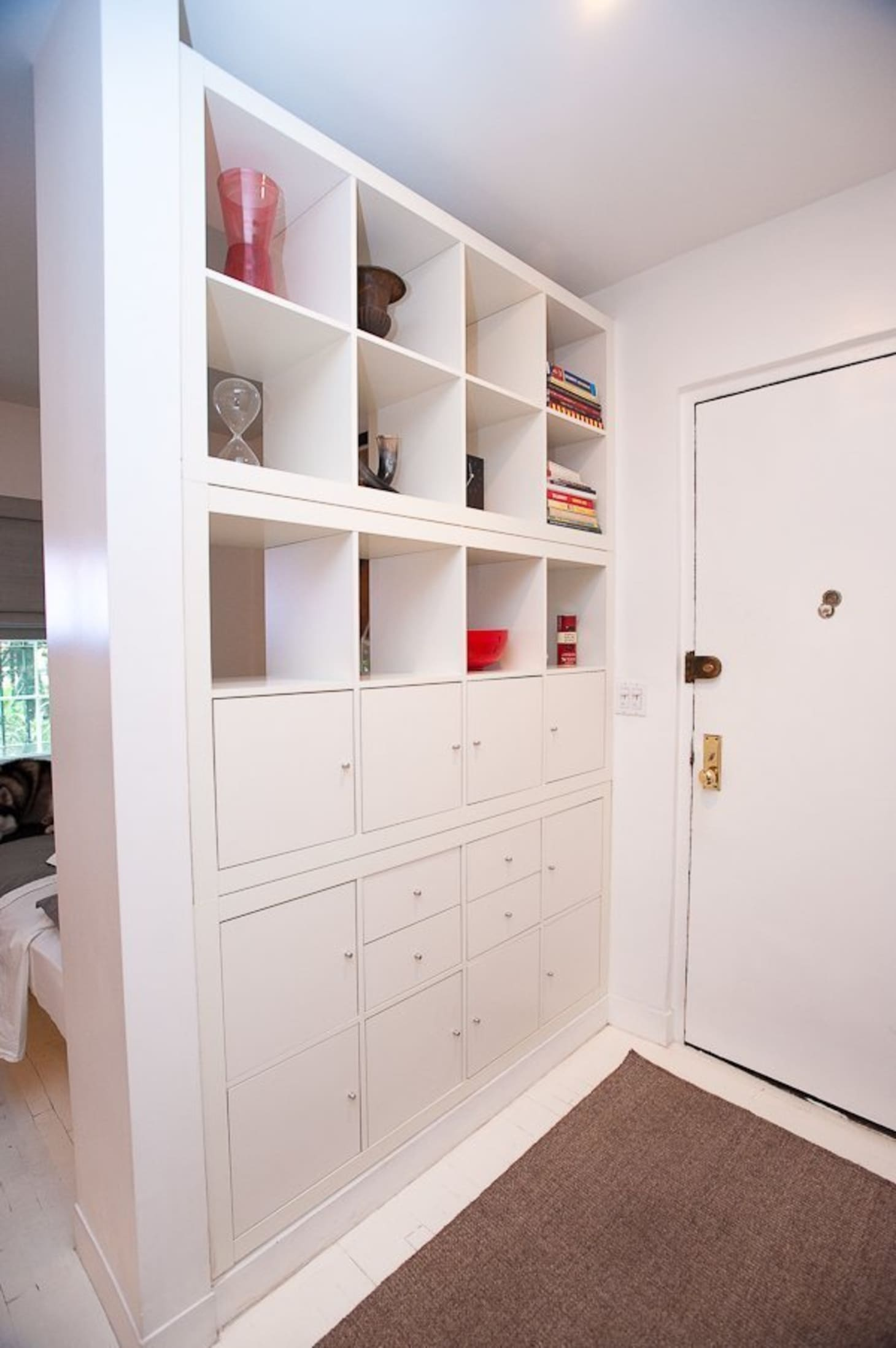 10 Ideas For Dividing Small Spaces Apartment Therapy