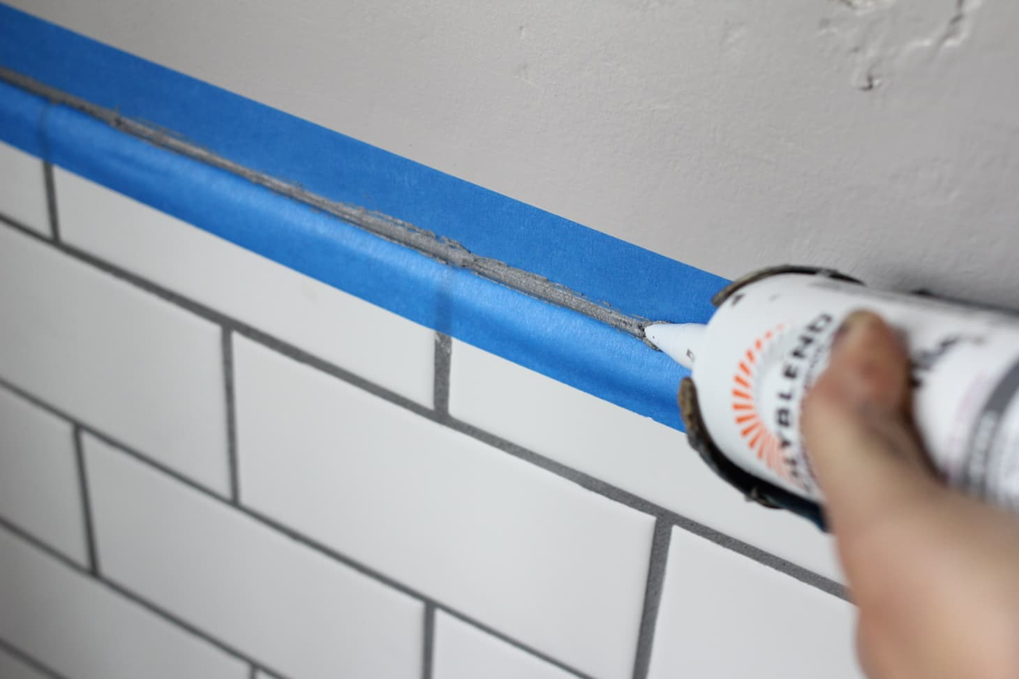 Renovation Project Secret: How To Lay A Perfect Bead of