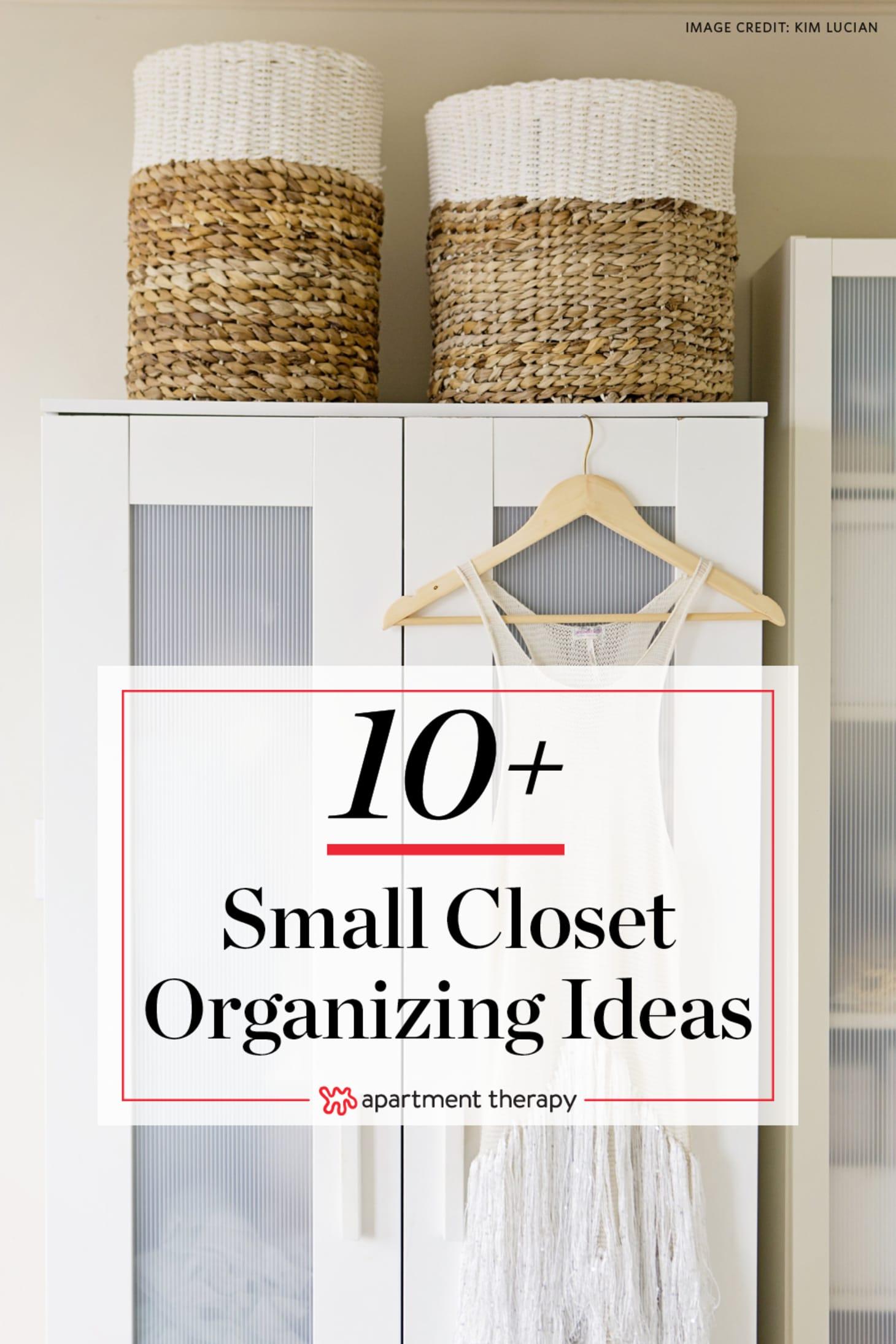 Peachy Closet Storage Ideas Small Closet Organization Apartment Interior Design Ideas Oteneahmetsinanyavuzinfo
