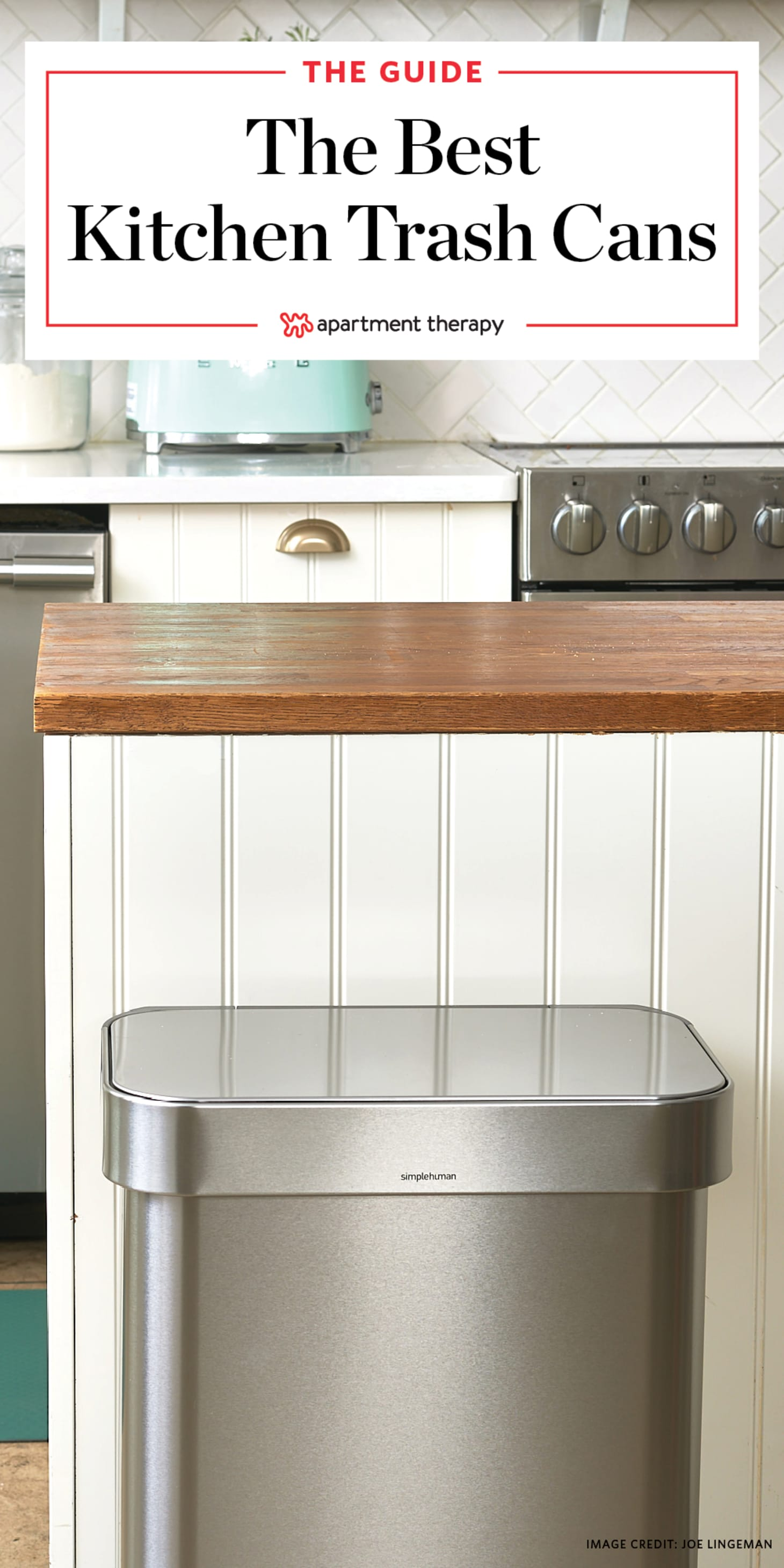 The Best Kitchen Trash Cans - 2018 Annual Guide | Apartment ...