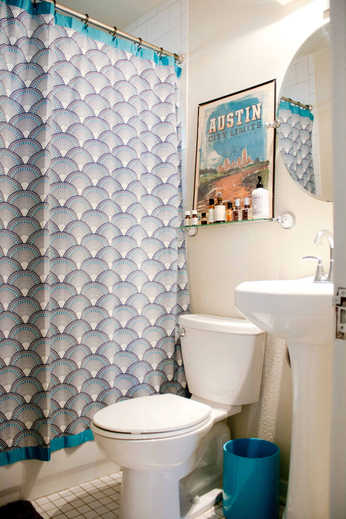 8 Bathroom Bettering Ideas You Can Do (When You Can\'t Renovate Your ...