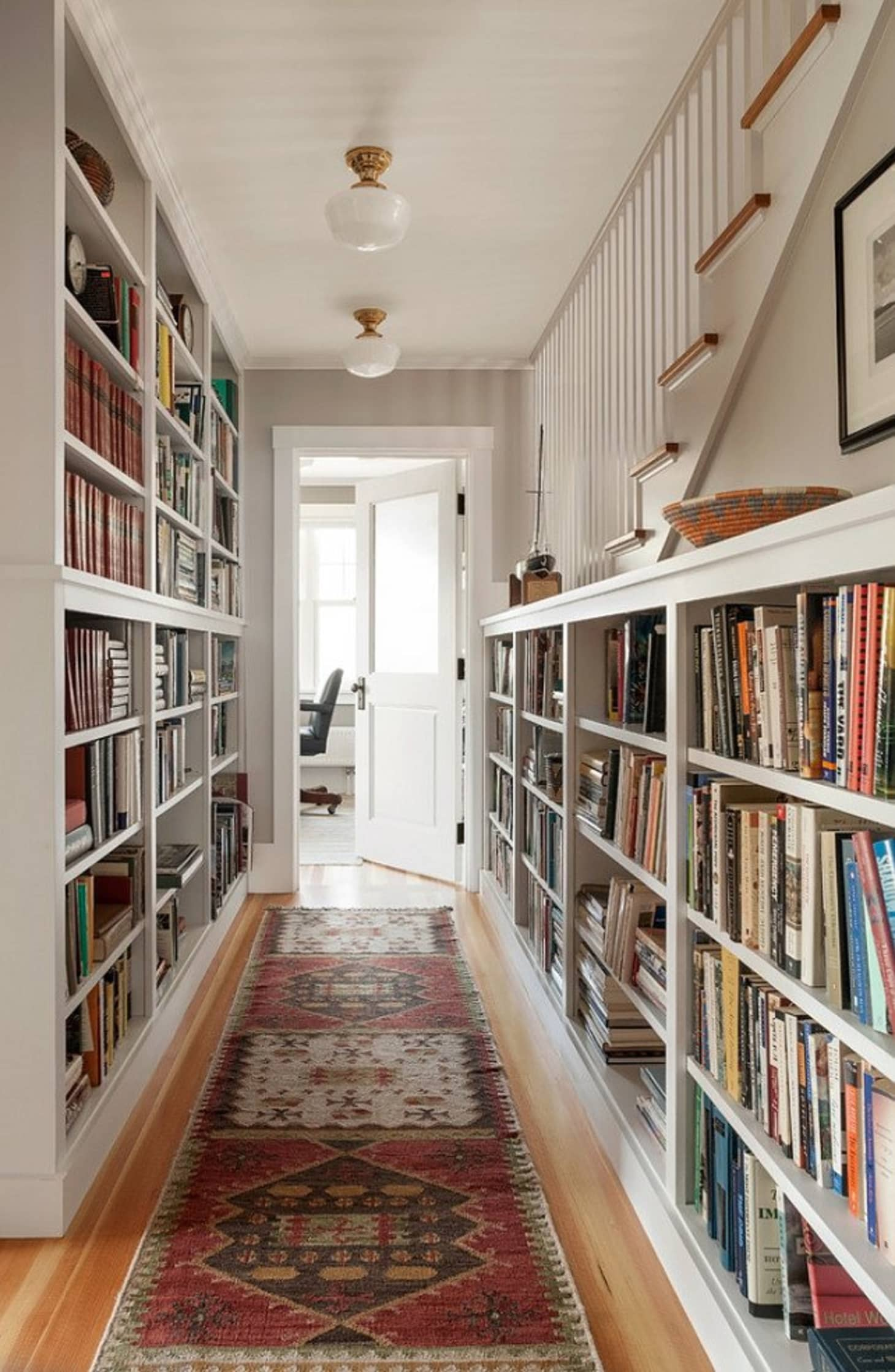 10 Ways To Jazz Up A Boring Hallway Apartment Therapy