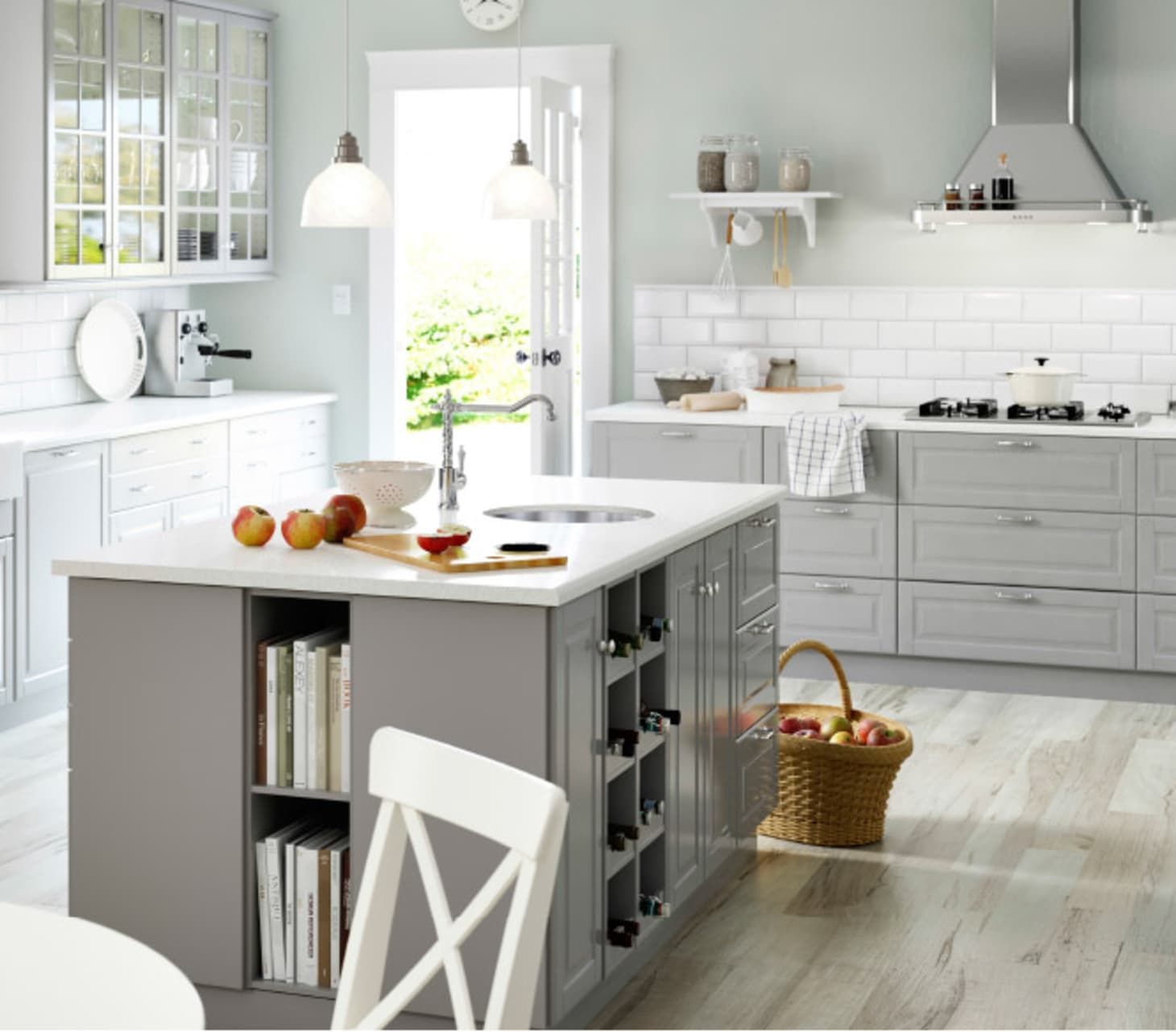Ikea Kitchen: IKEA SEKTION New Kitchen Cabinet Guide: Photos, Prices