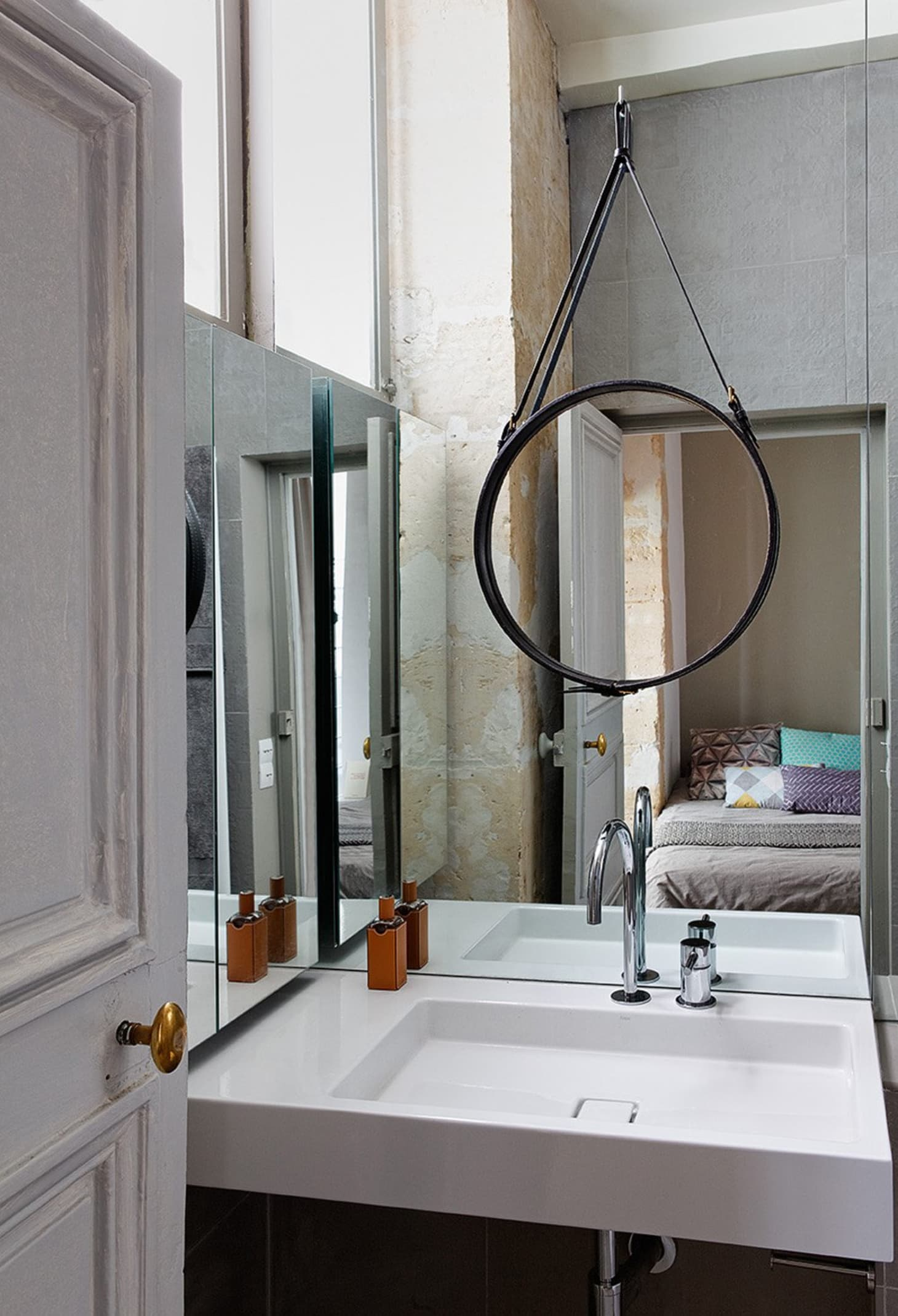 Small Bathroom Remodel Apartment Therapy