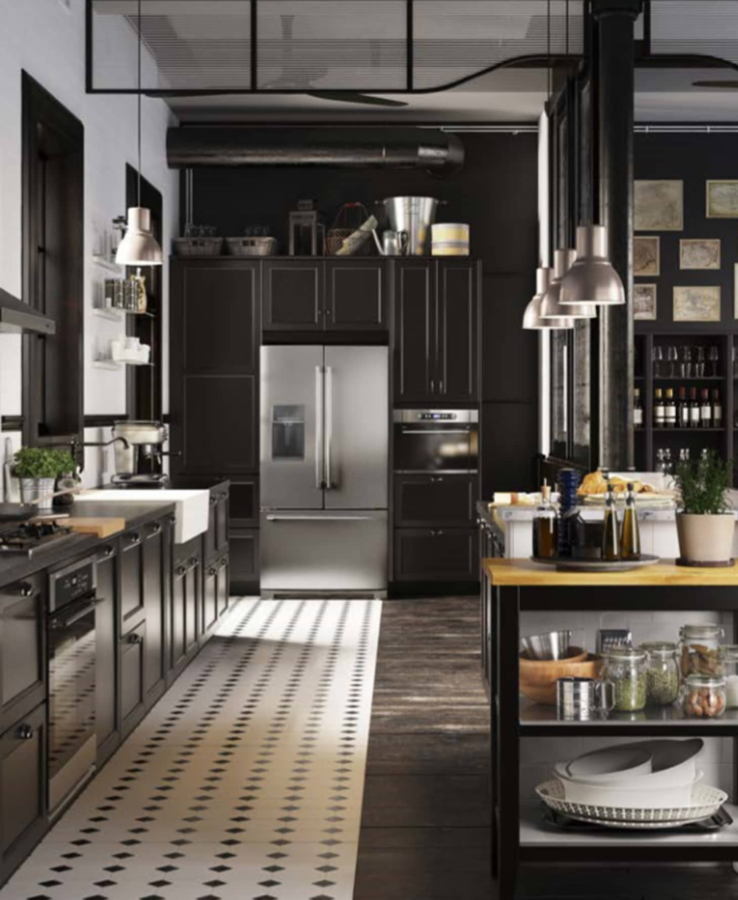 Consumers Kitchen Cabinets: IKEA SEKTION New Kitchen Cabinet Guide: Photos, Prices