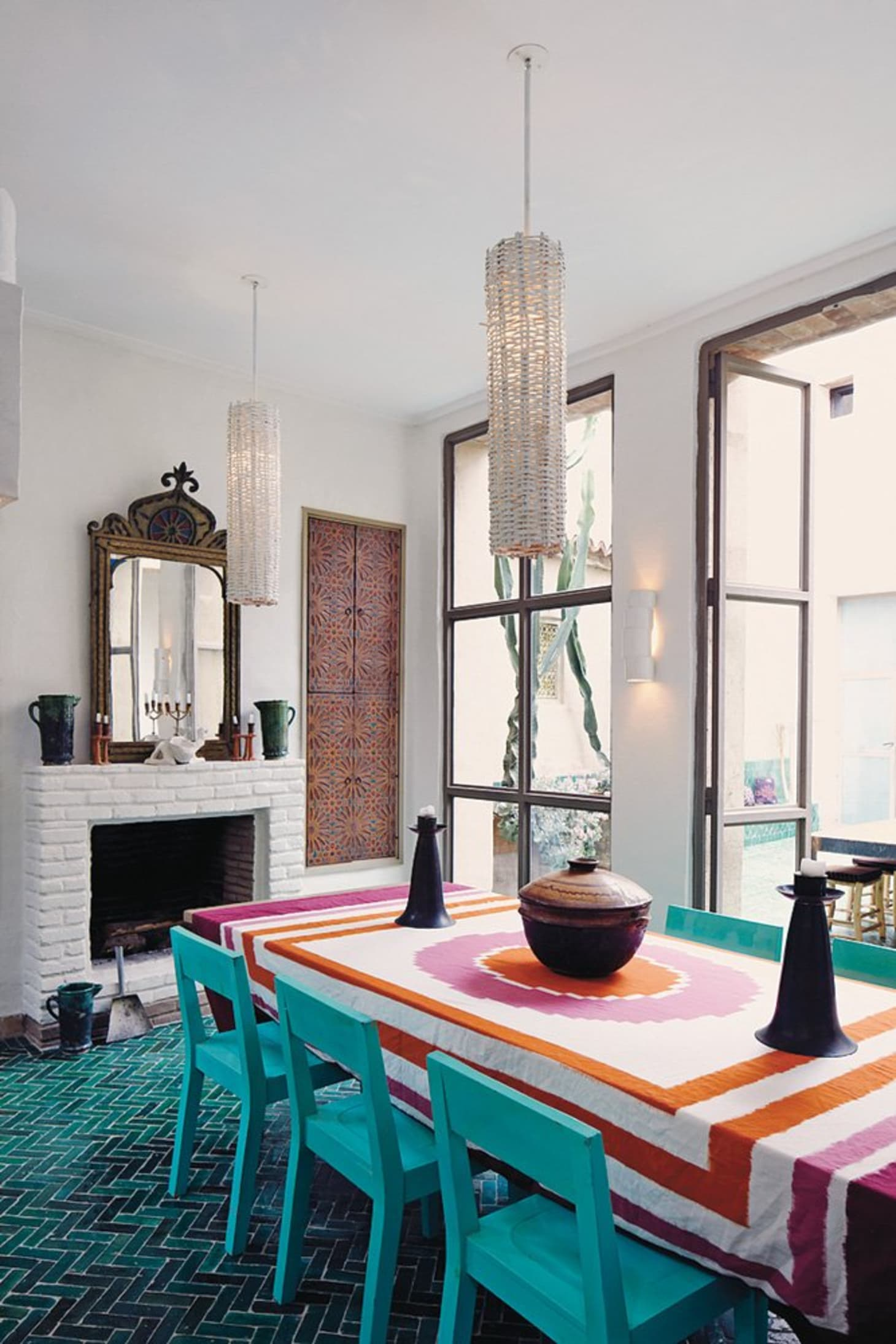 15 Rooms With Scene Stealing Floors Apartment Therapy