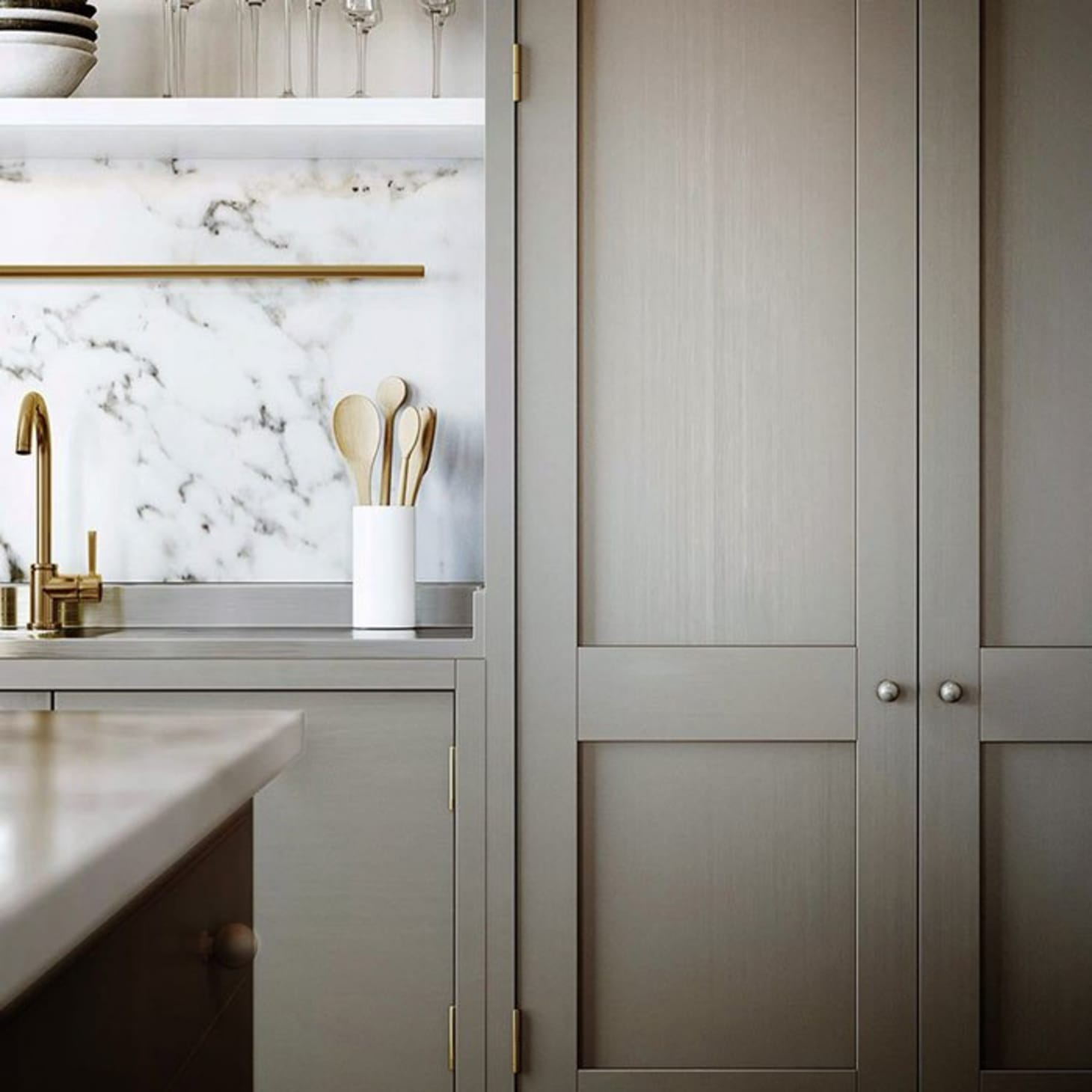 Phenomenal Marble Countertops 101 Yes Theyre A Great Idea Machost Co Dining Chair Design Ideas Machostcouk