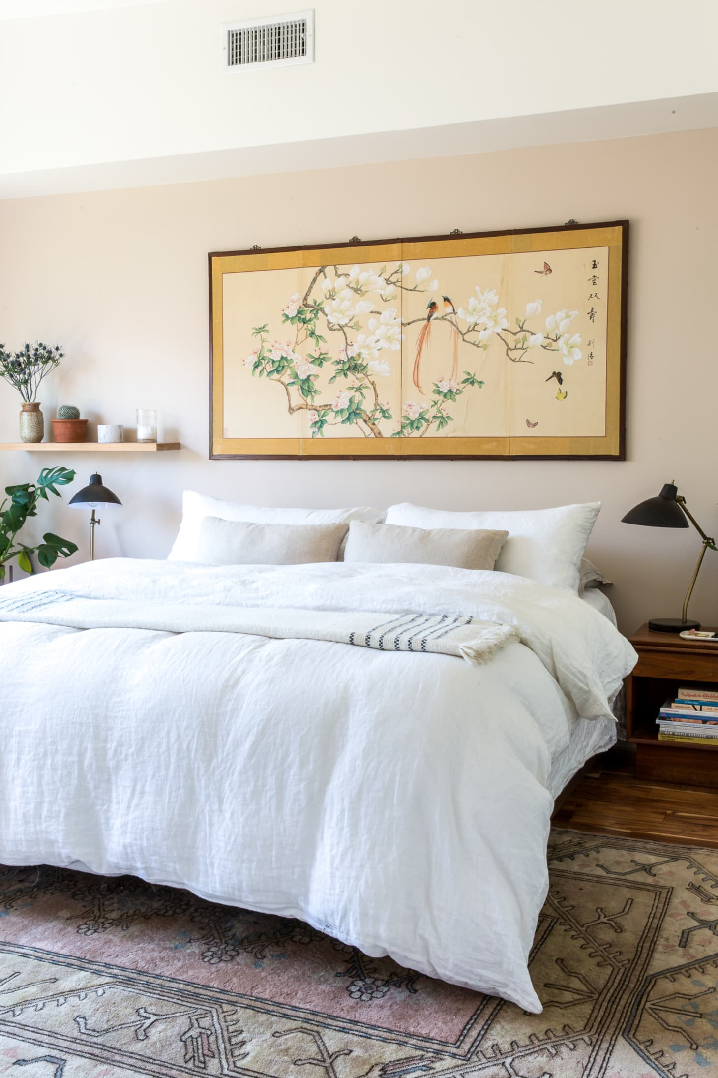 Alternative Headboard Ideas for the Bedroom | Apartment Therapy