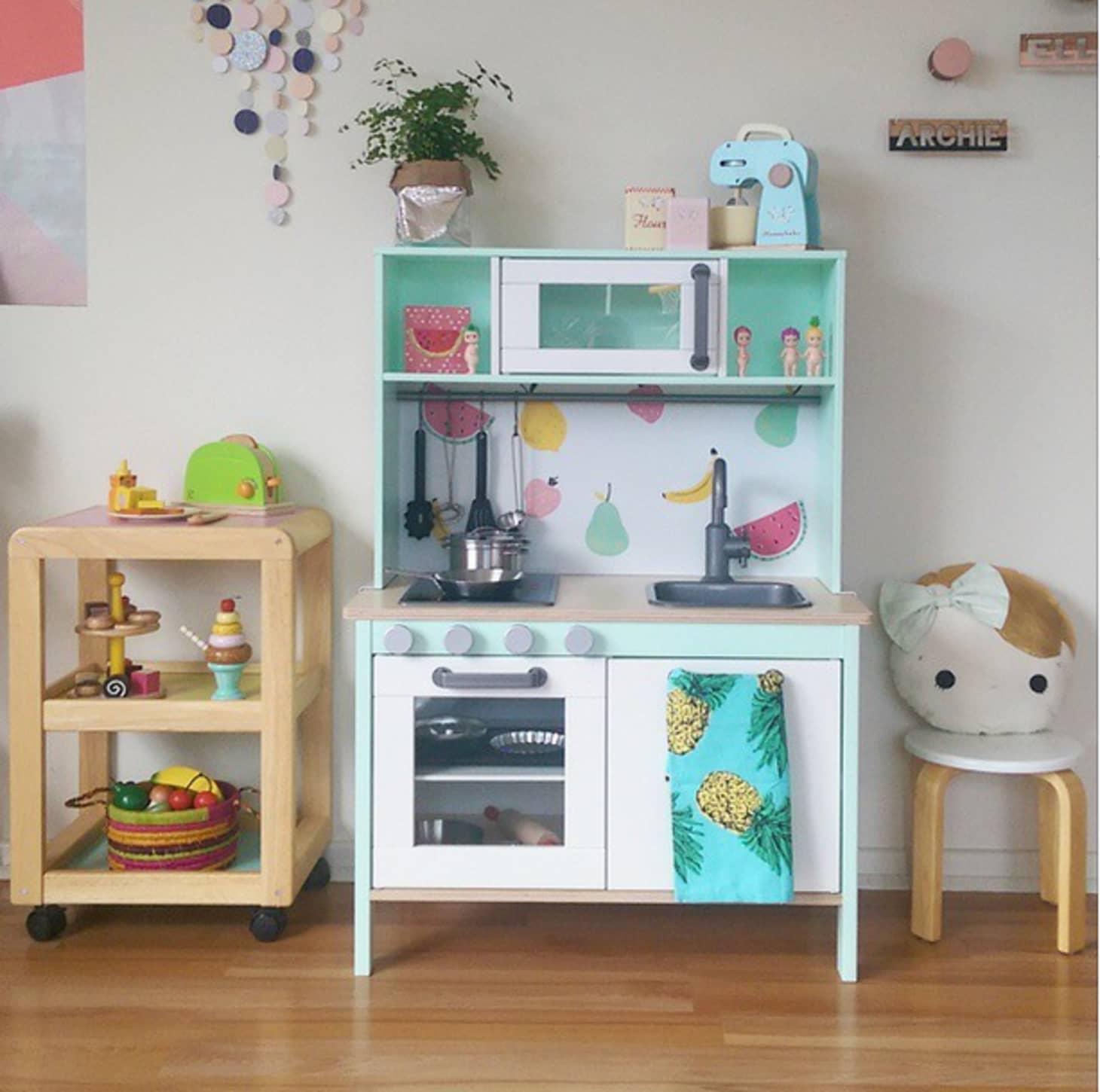 Ikea Play Kitchen 15 Duktig Hacks Apartment Therapy
