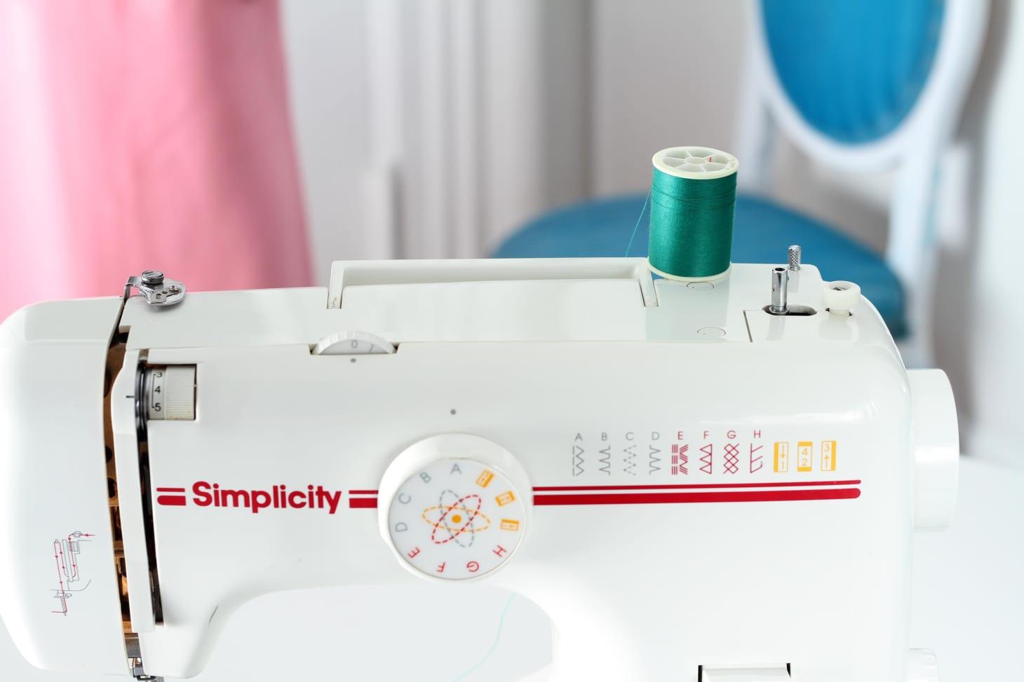 How To Thread a Sewing Machine & Wind a Bobbin   Apartment