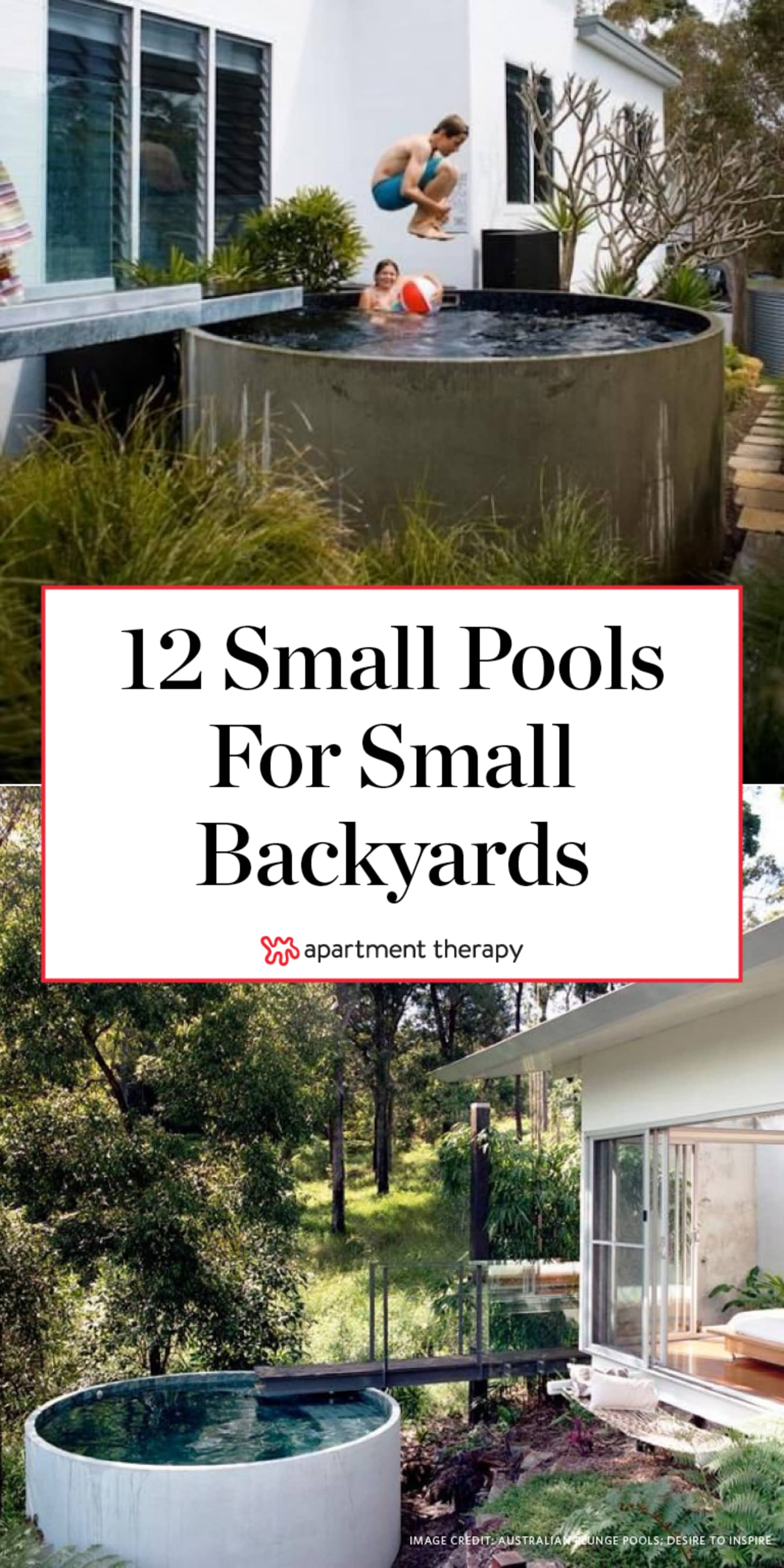 12 Small Pools for Small Backyards | Apartment Therapy on small fiberglass swimming pools, arizona backyard landscape ideas, small backyard fiberglass pools, backyard privacy ideas, small backyard wading pools, small backyard swimming pools, backyard steps ideas, small yard pools, small custom pools, small pools and spas, small above ground pools, small inground pools, small farm ideas, backyard design ideas, small pools for small backyards, small backyards with pools, small pool designs, small swimming pool slides, small backyard pavilions, small backyard lighting,