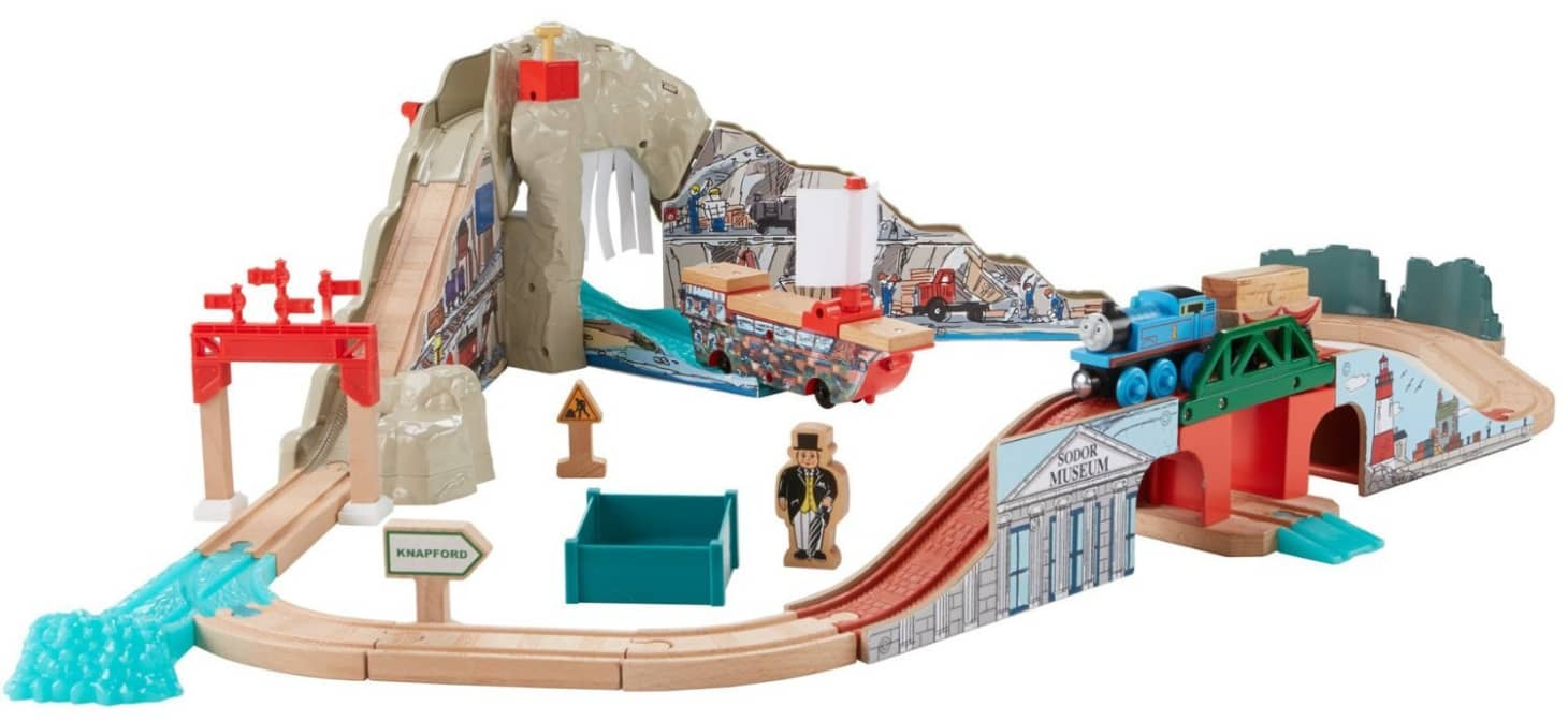 A Short History Of Thomas The Tank Engine Apartment Therapy