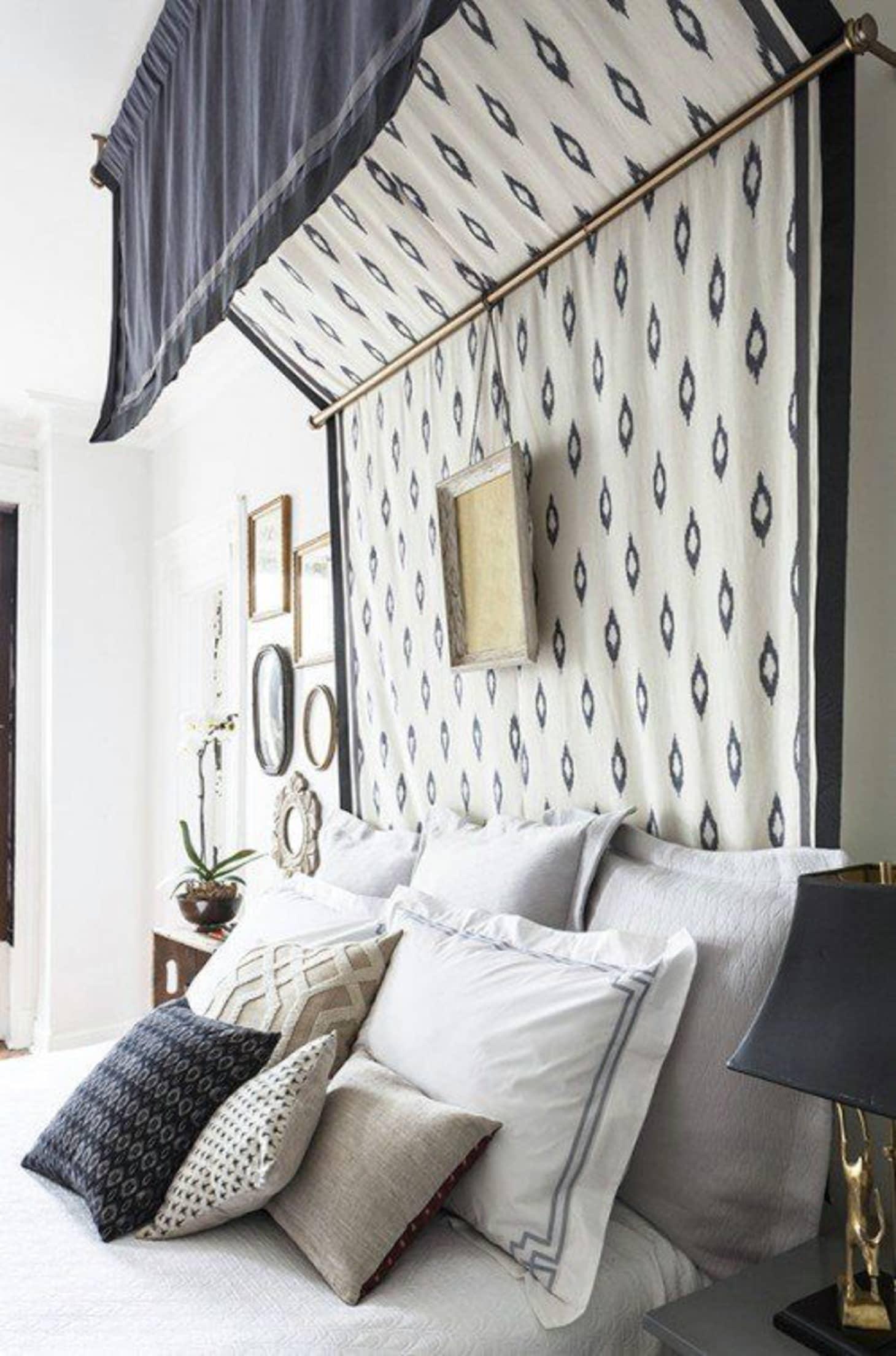 20+ Easy DIY Homemade Headboard Ideas - How to Make a Bed ...