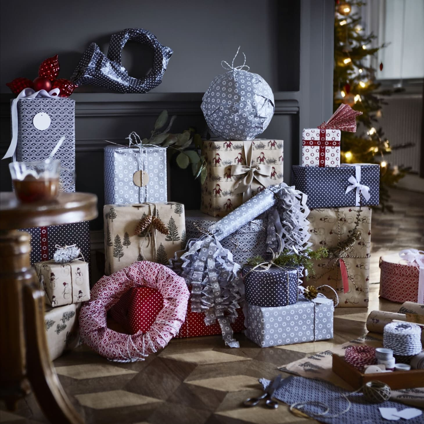 11 Decorating Ideas To Steal From The Scandinavians: 11 IKEA Holiday Decorating Ideas Worth Stealing
