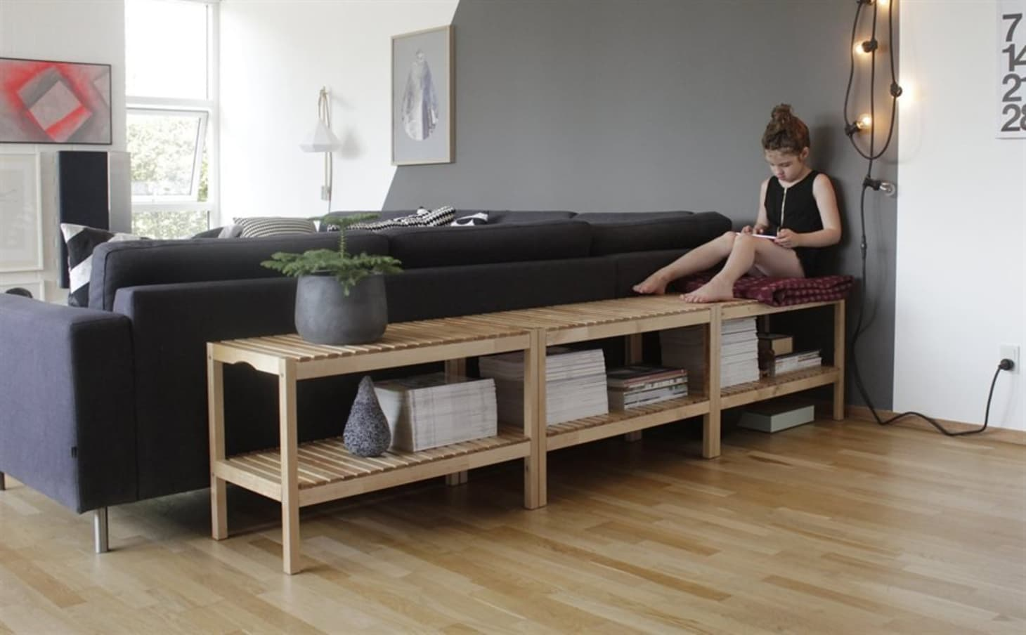 Stupendous Ikea Molger Bench Ideas Hacks Apartment Therapy Ibusinesslaw Wood Chair Design Ideas Ibusinesslaworg