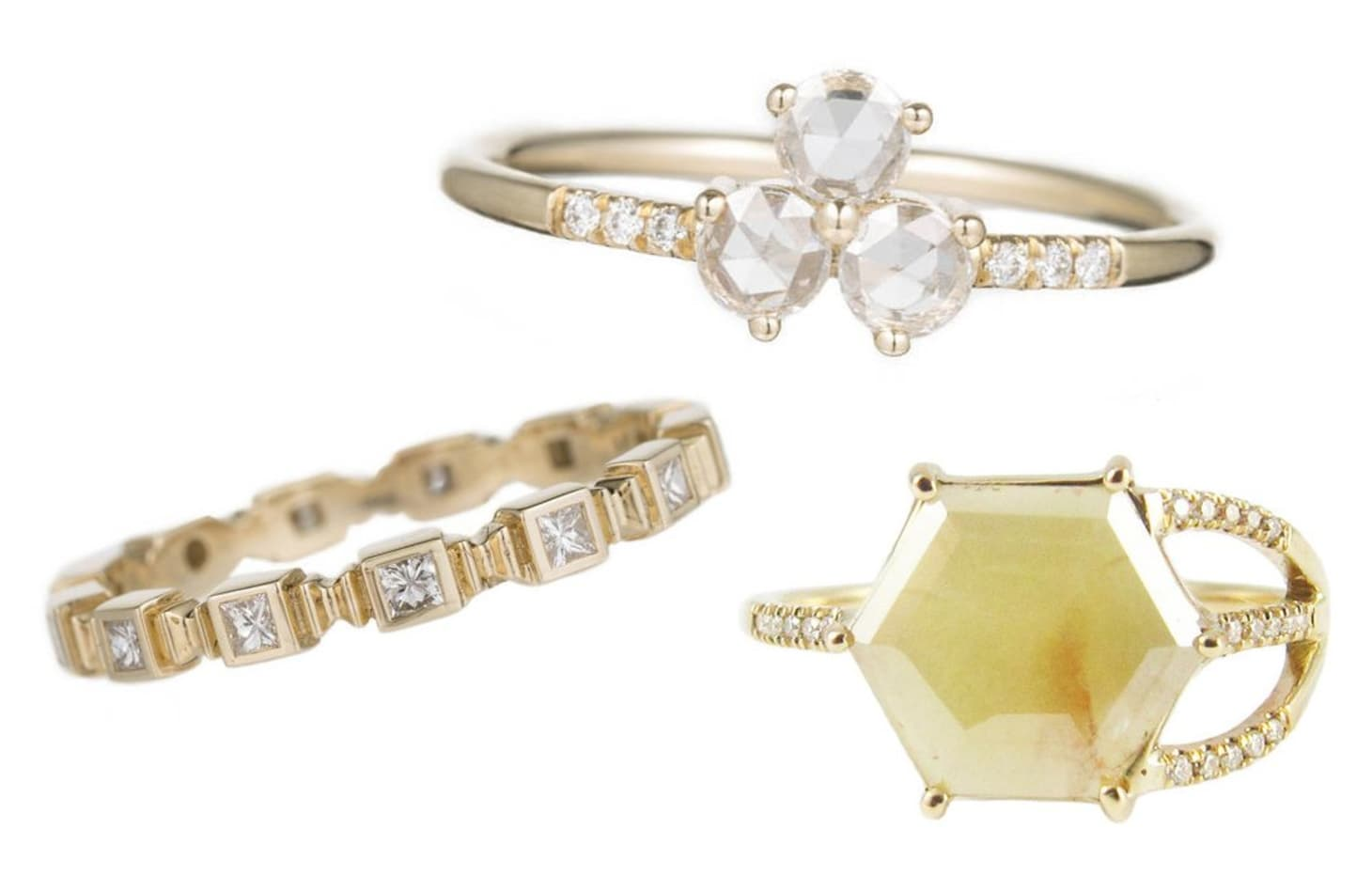 Indie Wedding Ring Designers You Need to Know | Apartment