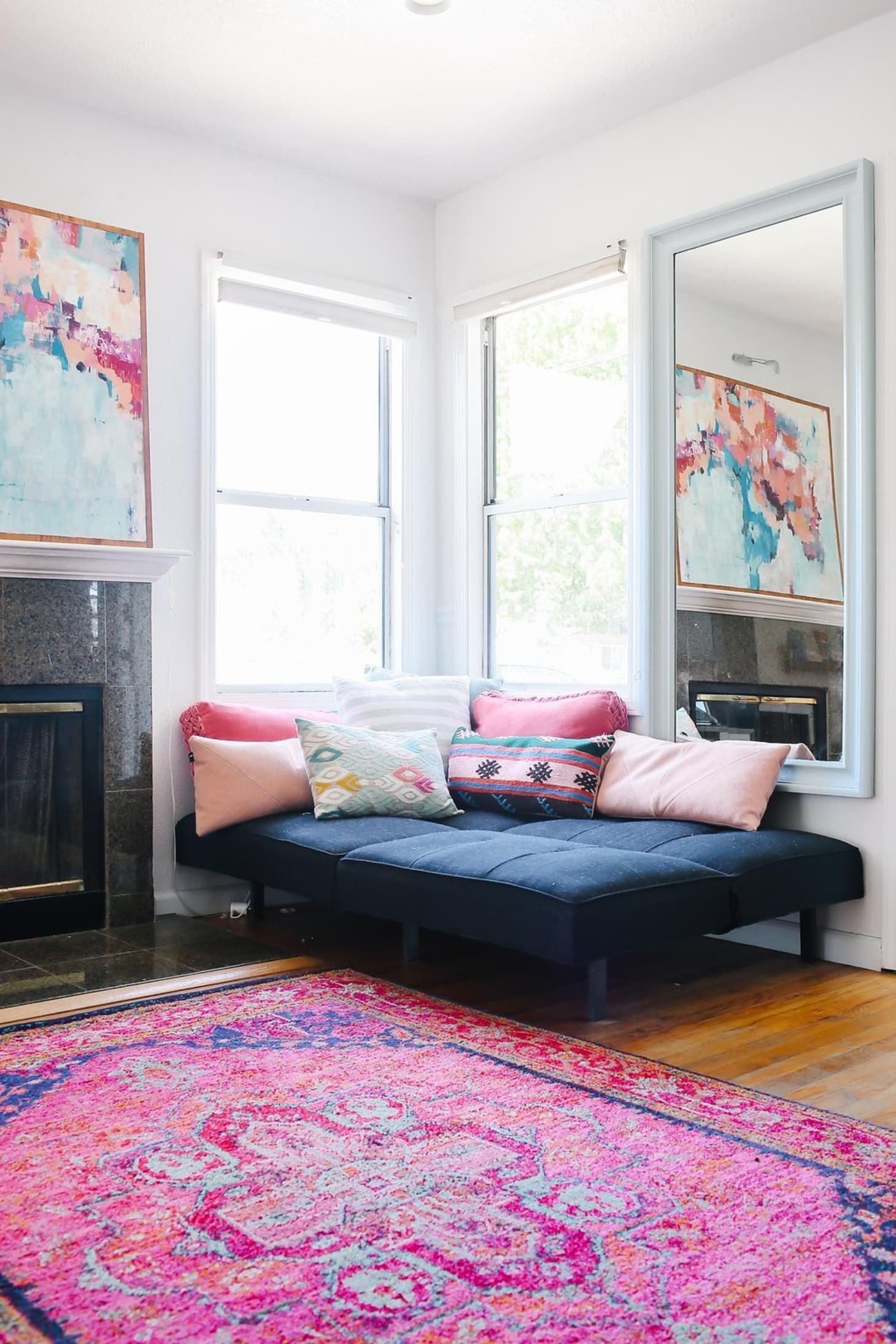 Rug Color That Works Everywhere Apartment Therapy