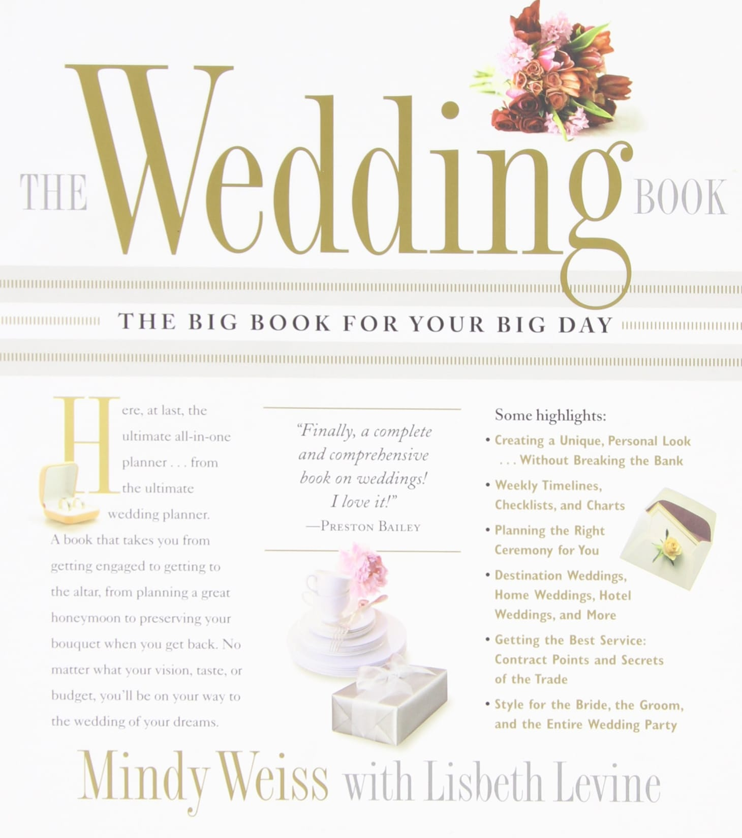 The 10 Best (And Most Beautiful) Wedding Books To Add To
