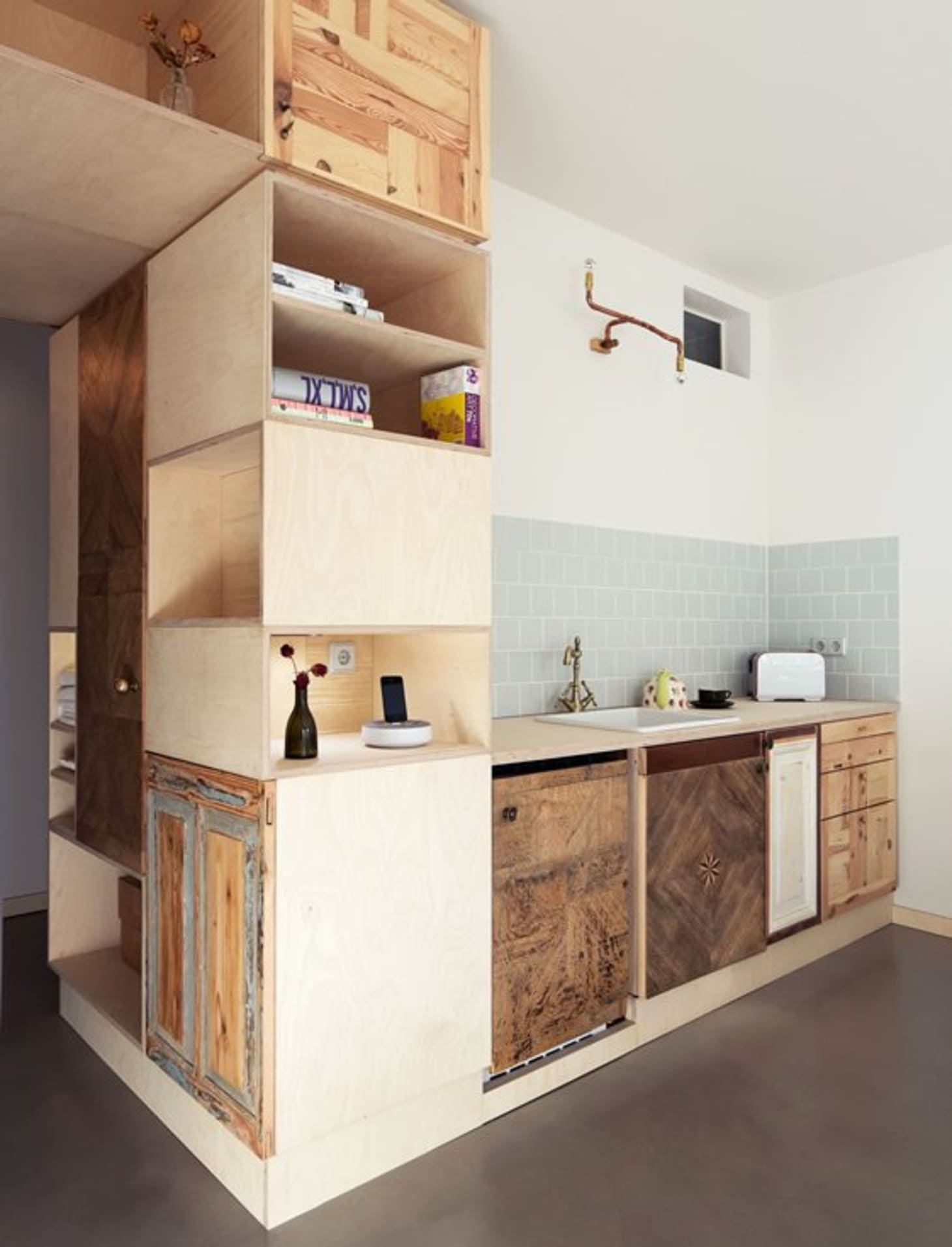 Unusual Kitchen Cabinet Designs (That You May Just Fall in ...