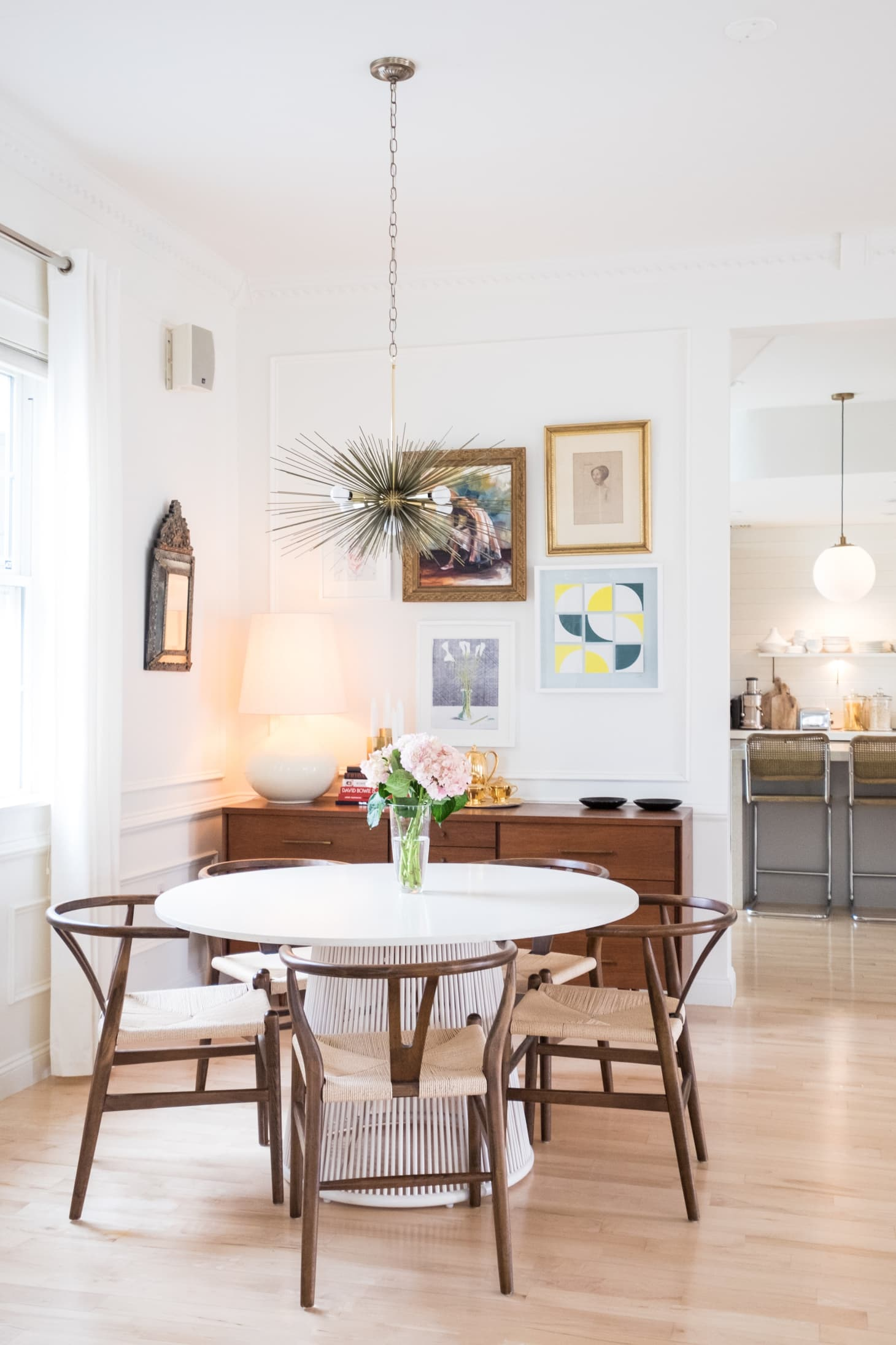 How High Should I Hang A Light Above The Dining Table Apartment