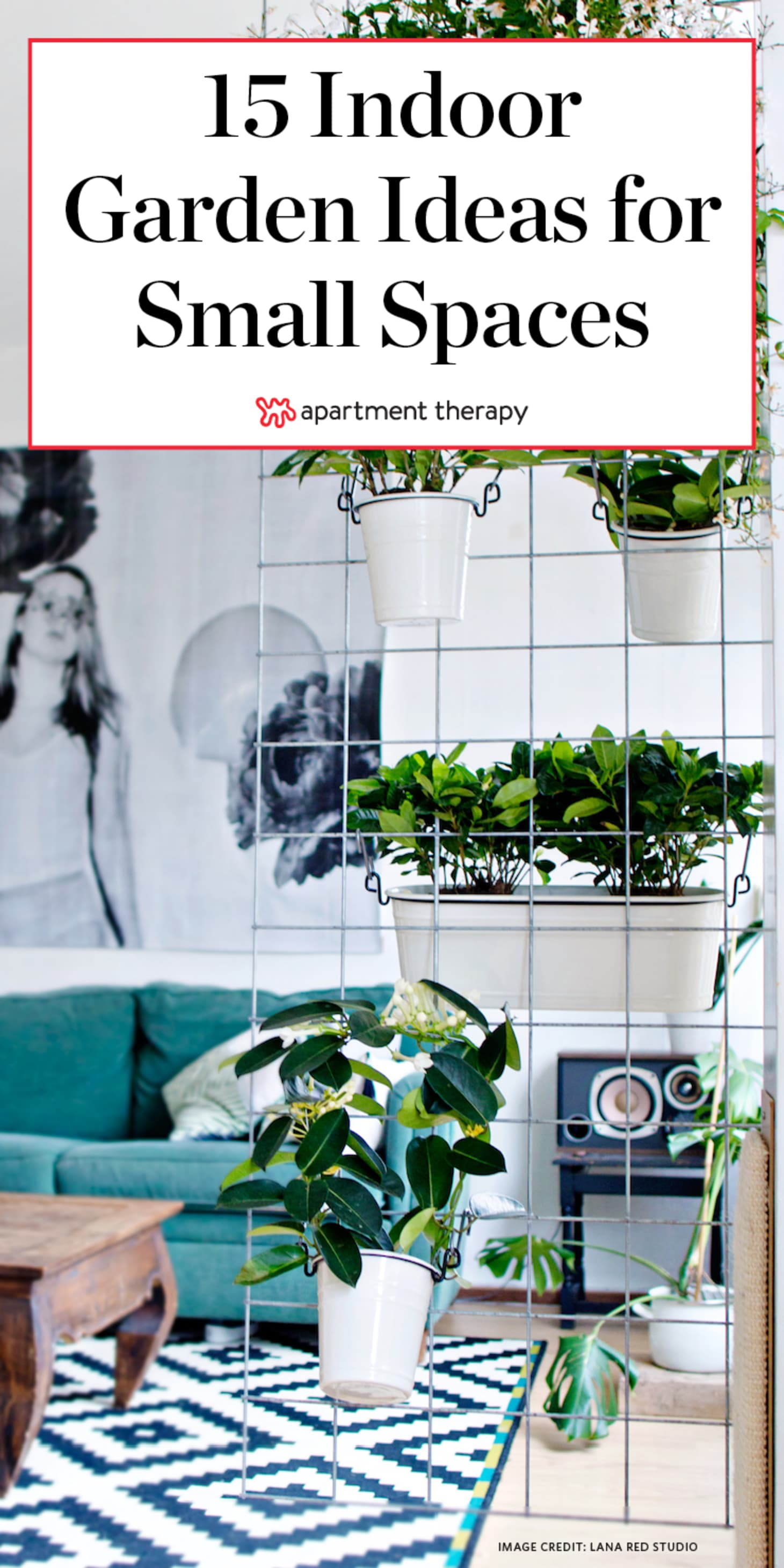 . 15 Indoor Garden Ideas for Wannabe Gardeners in Small Spaces