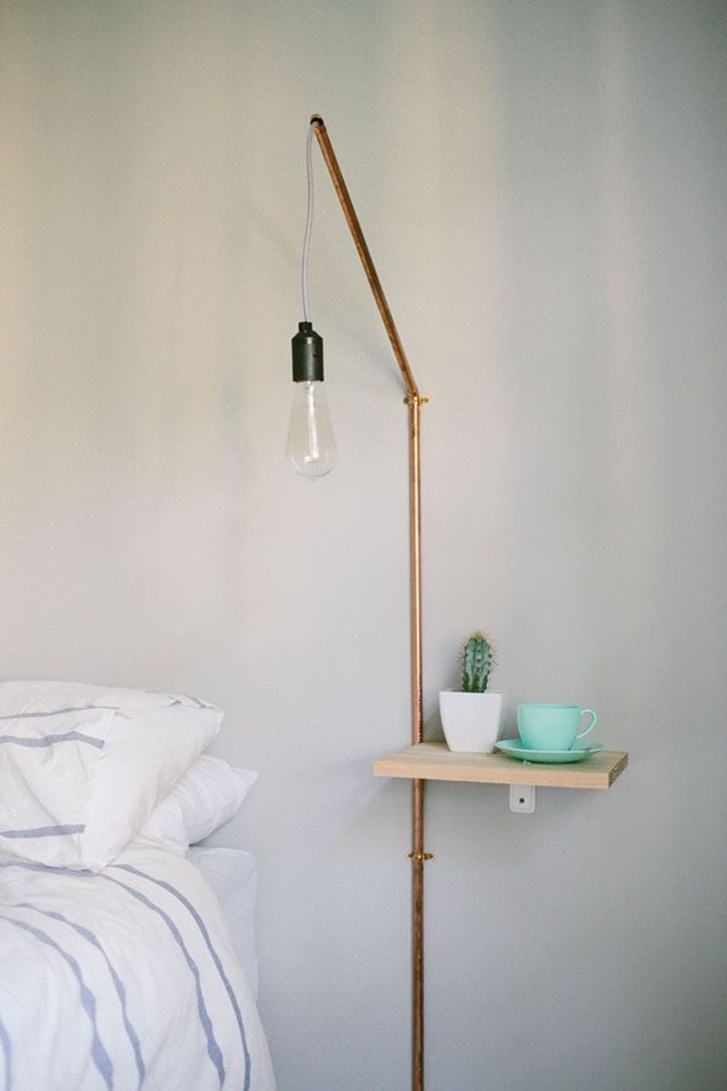 Make It Yourself 9 Smart Stylish Diy Nightstands For