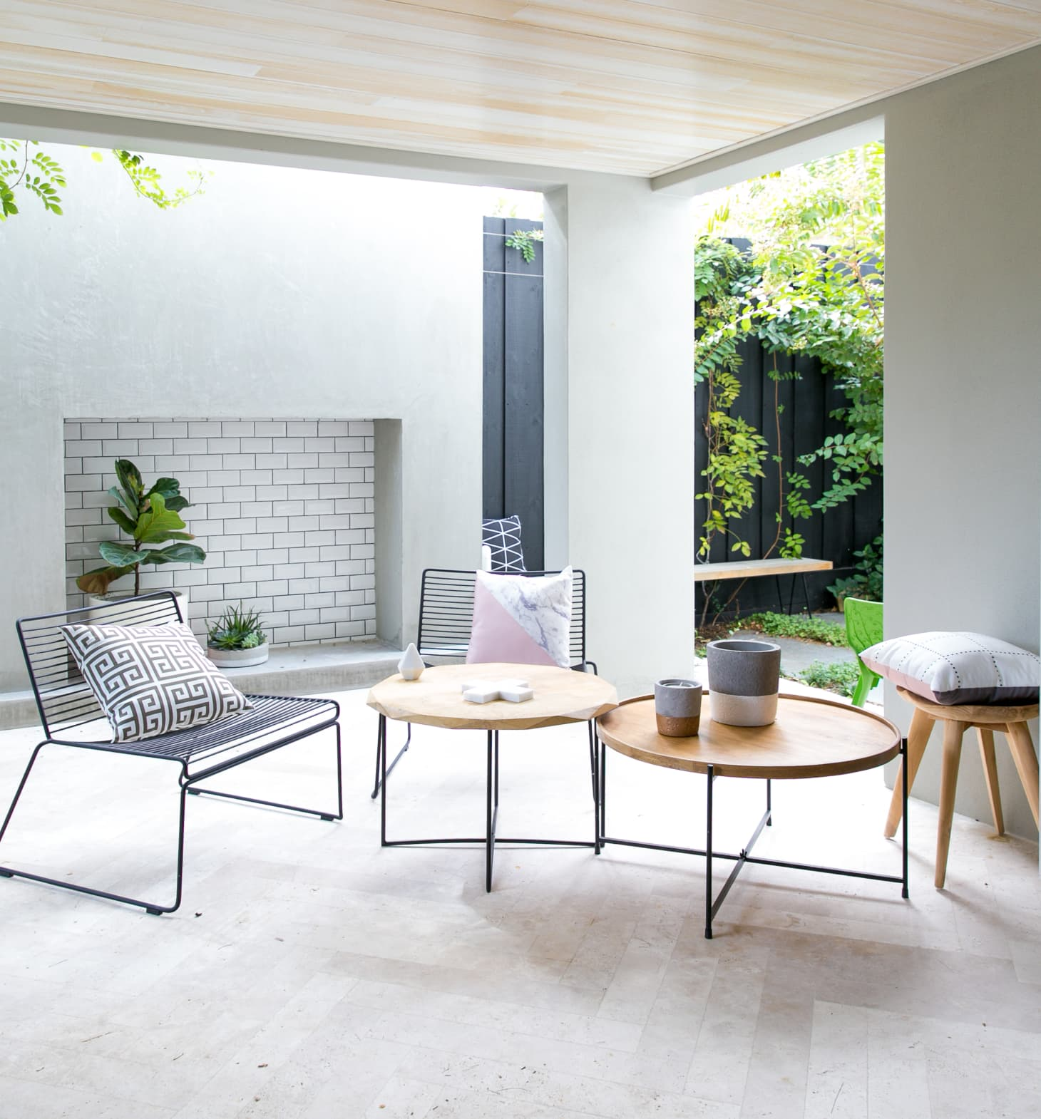 House Tour A Bright Modern Western Australian Home