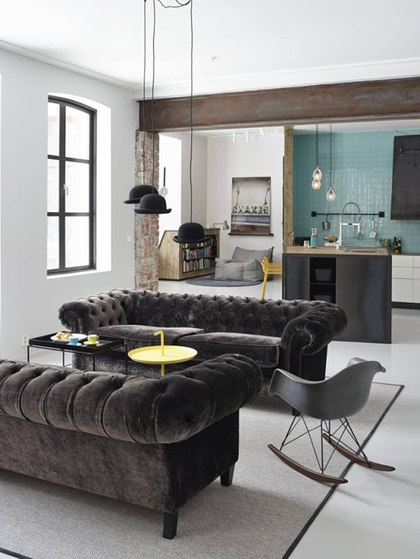 Remarkable Why You Should Face Sofas To Save Space Apartment Therapy Dailytribune Chair Design For Home Dailytribuneorg