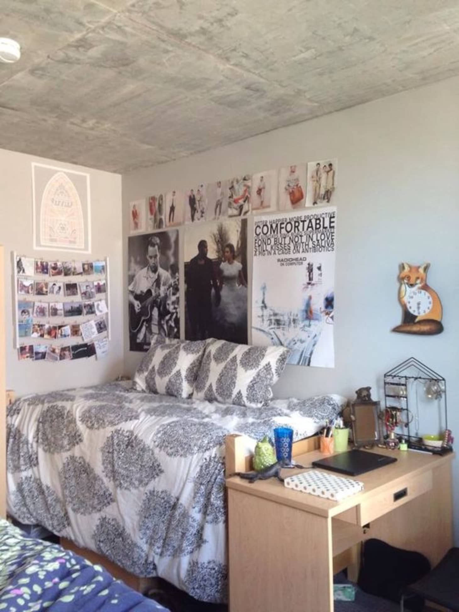 Cool College Dorm Rooms: 5 Things You Need To Get Rid Of In Your First Grown-Up