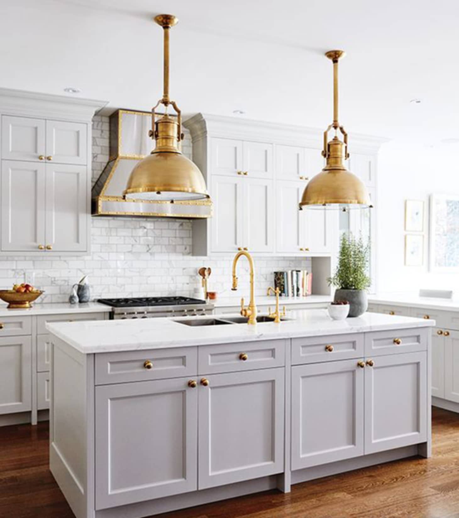 Stylish Brass Kitchen Hardware Shopping Guide Apartment