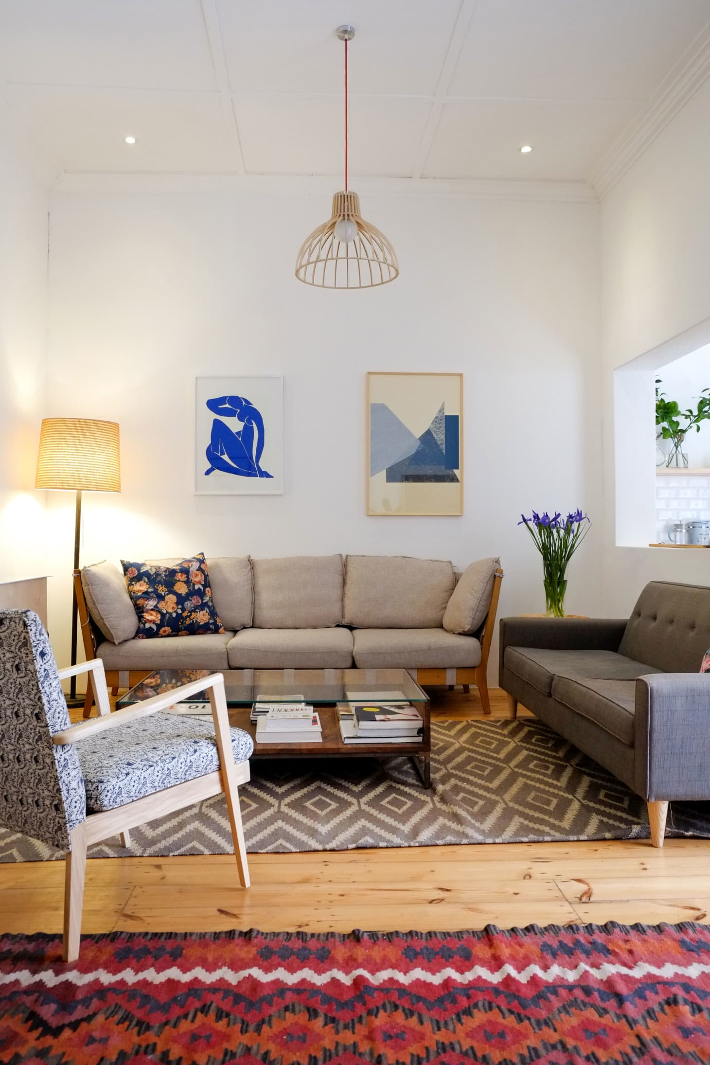 House Tour: Colorful Scandi Style in Cape Town | Apartment