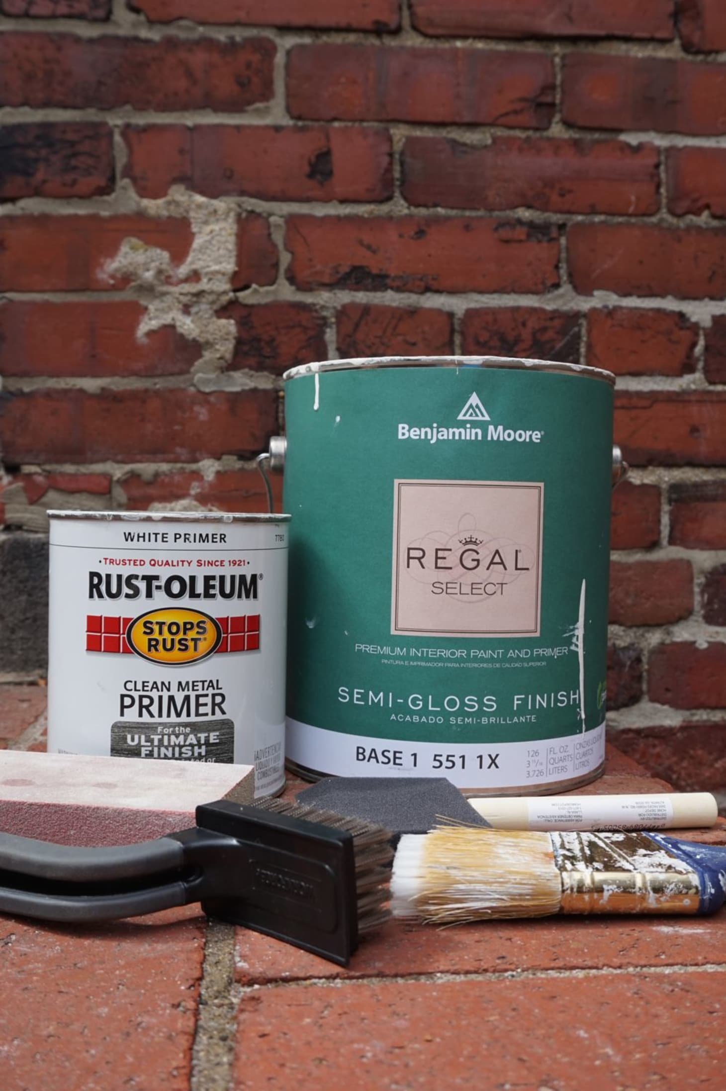 How To Paint Metal Baseboard Heater Covers: Tutorial | Apartment Therapy