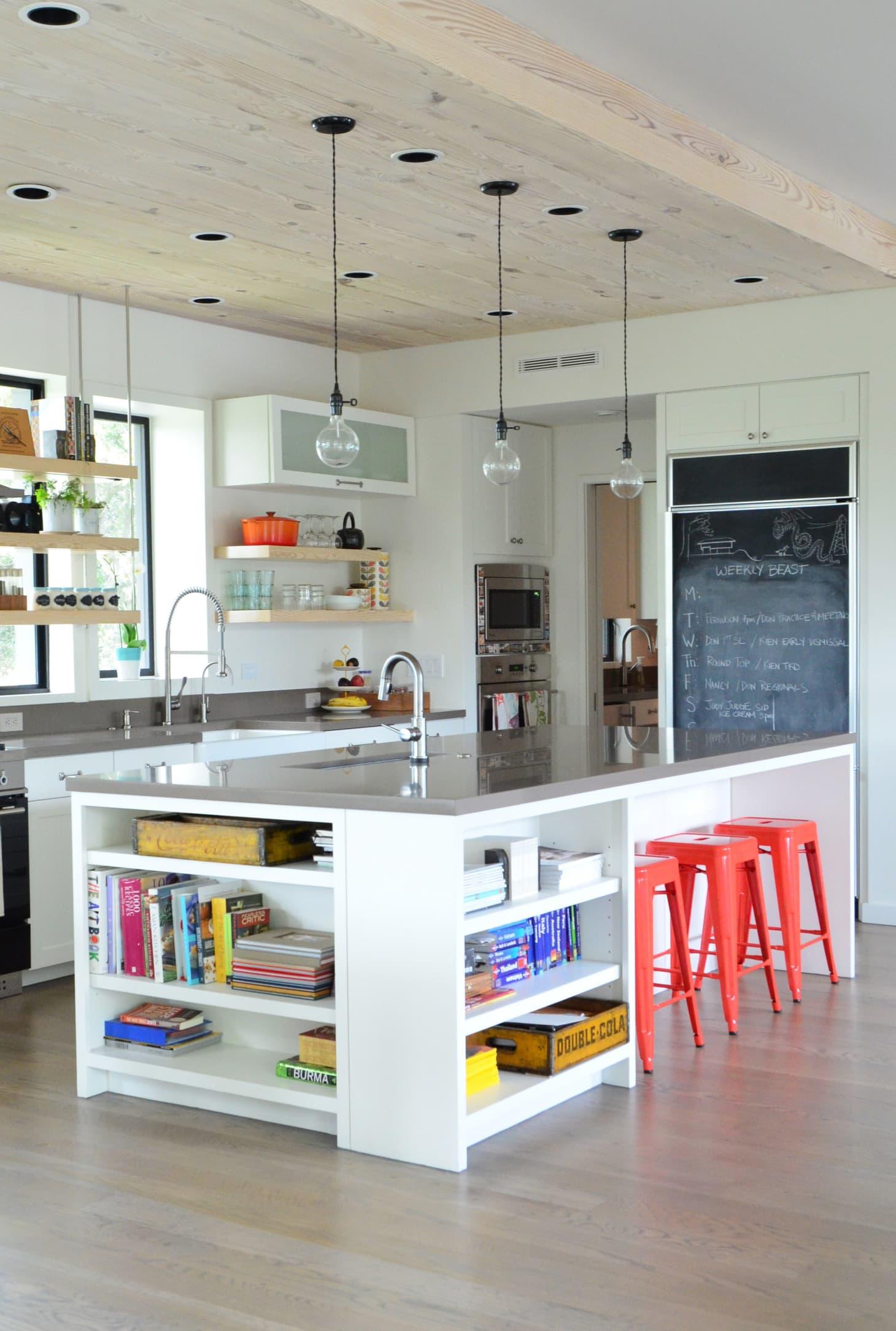 Gallery of Kitchen Island Breakfast Bar Ideas & Inspiration ... on