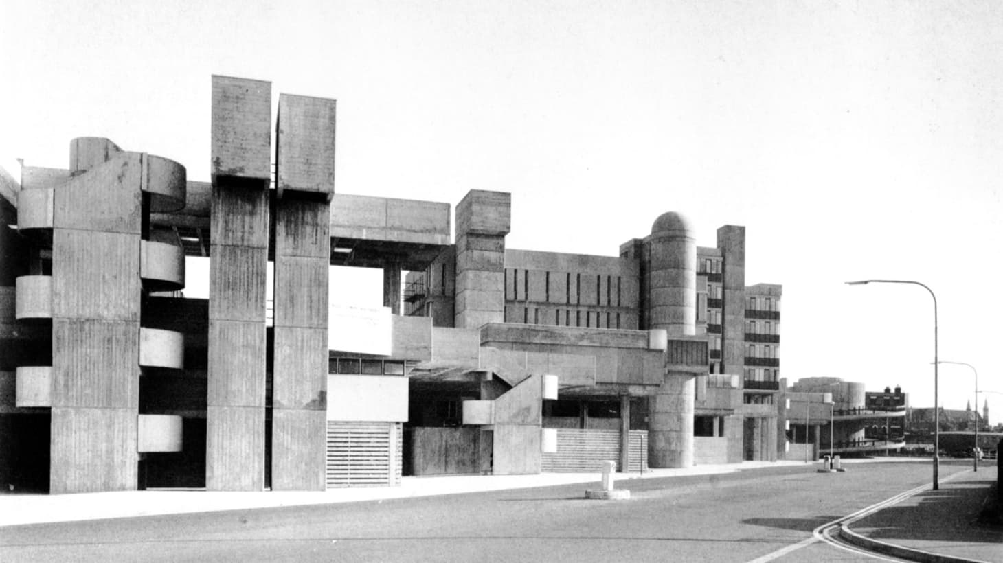 A Brief History of Brutalism: Loved by Critics and Hated by (Almost