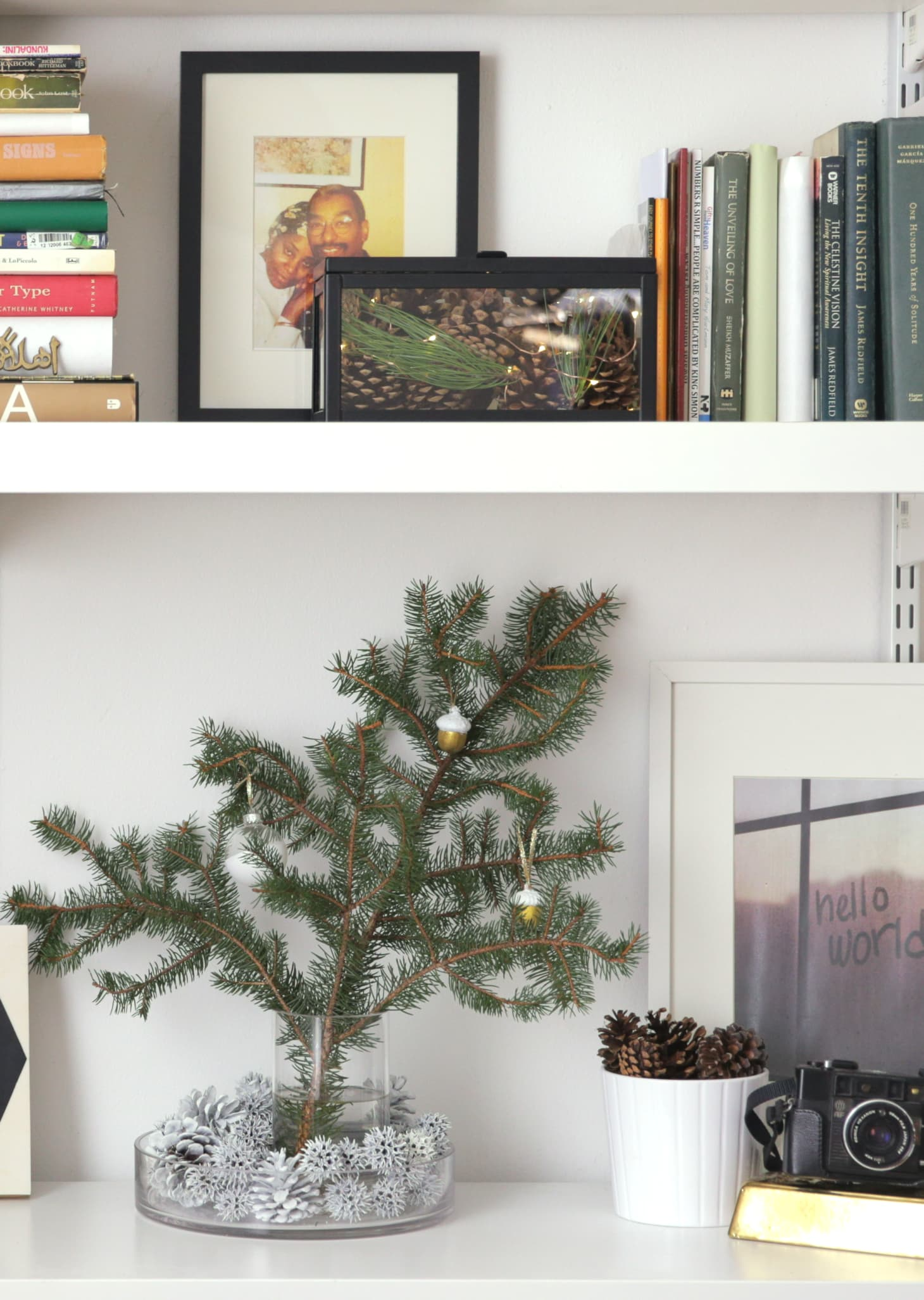 Christmas Tree Ideas for Small Spaces | Apartment Therapy