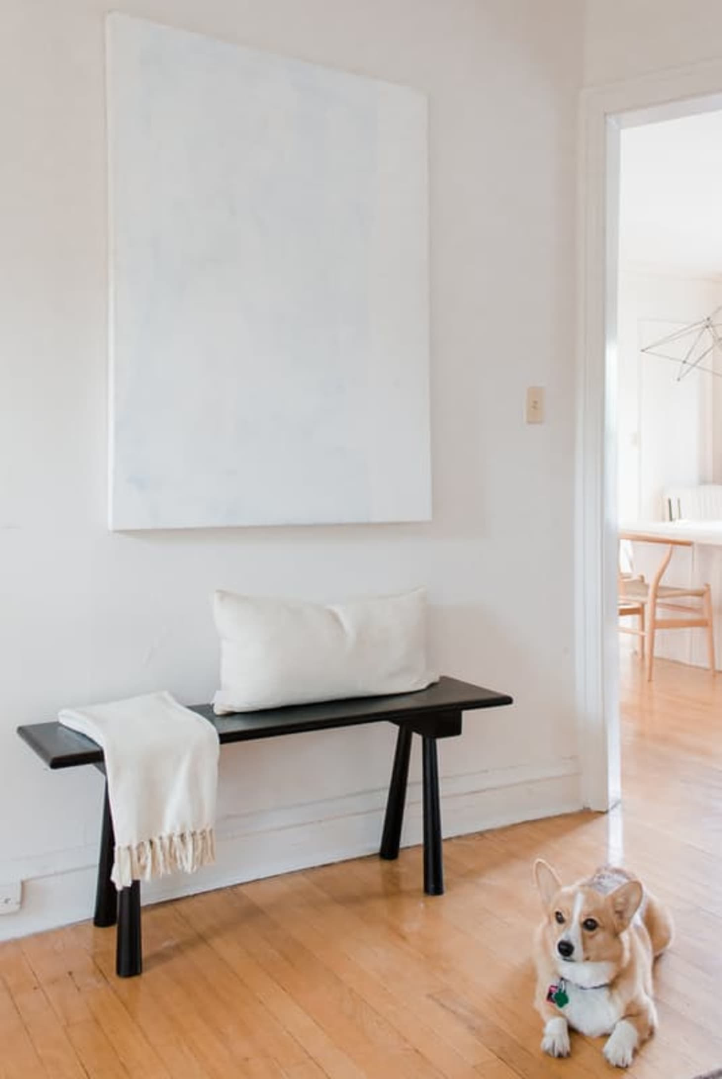 10 ways to display artwork without framing apartment therapy