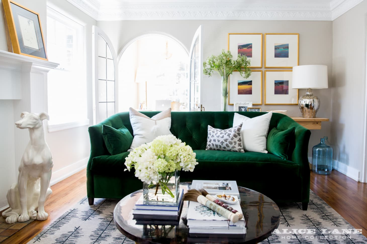 Fabulous The Couch Trend For 2017 Stylish Emerald Green Sofas Gmtry Best Dining Table And Chair Ideas Images Gmtryco