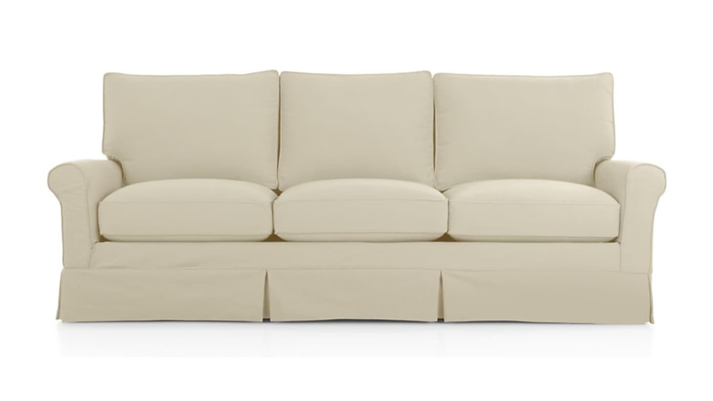 Enjoyable Reviewed The Most Comfortable Sofas At Crate Barrel Ibusinesslaw Wood Chair Design Ideas Ibusinesslaworg