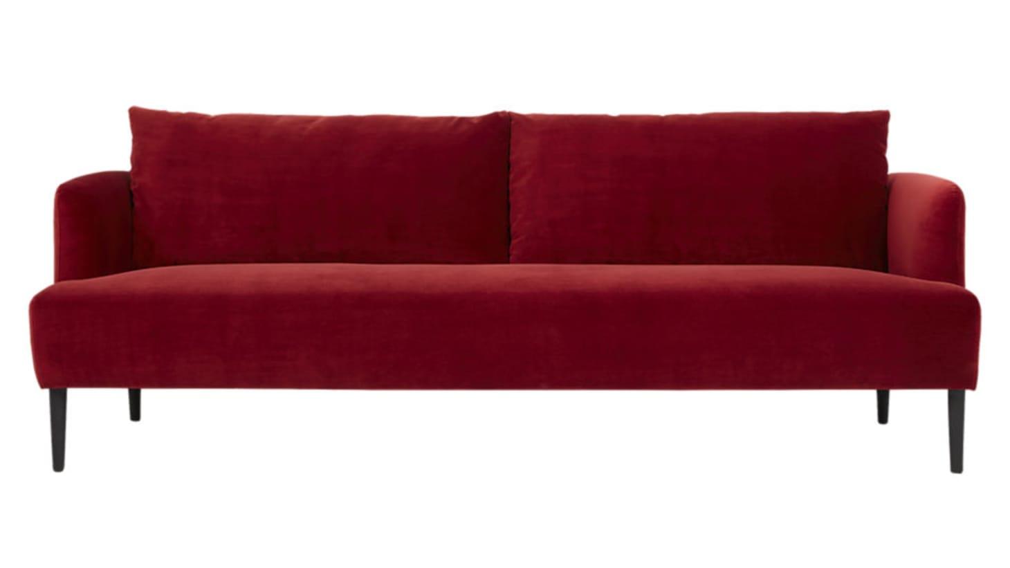 Surprising The Most Comfortable Sofas At Cb2 Apartment Therapy Inzonedesignstudio Interior Chair Design Inzonedesignstudiocom