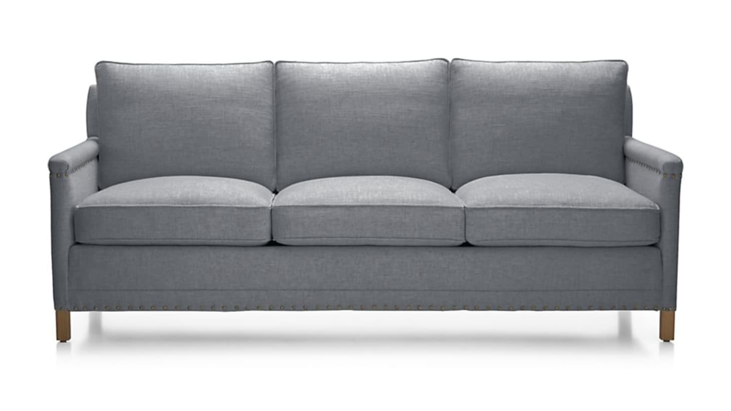 Reviewed: The Most Comfortable Sofas at Crate & Barrel ...