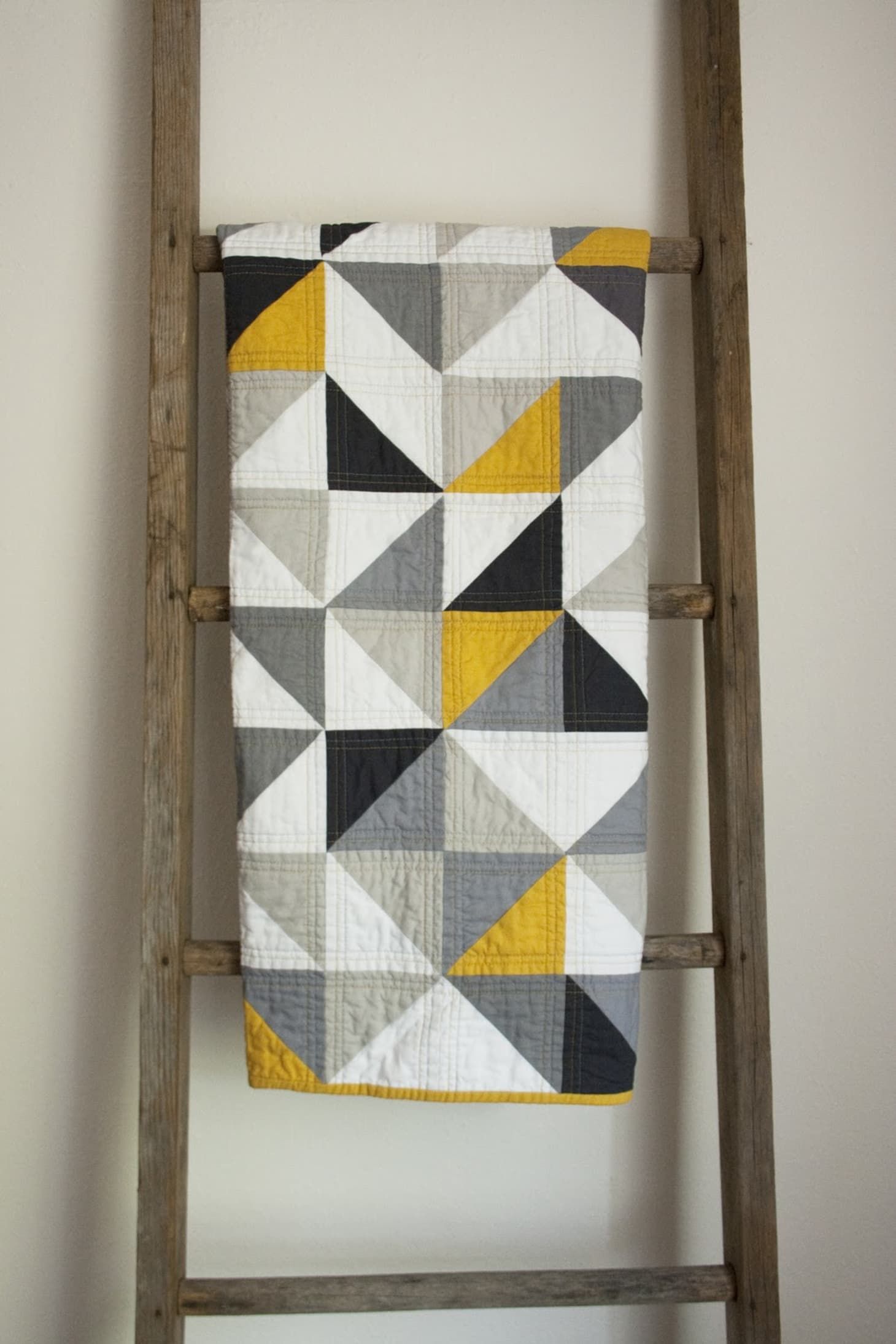 Quilt Hangers, Racks and Other Creative Display Ideas