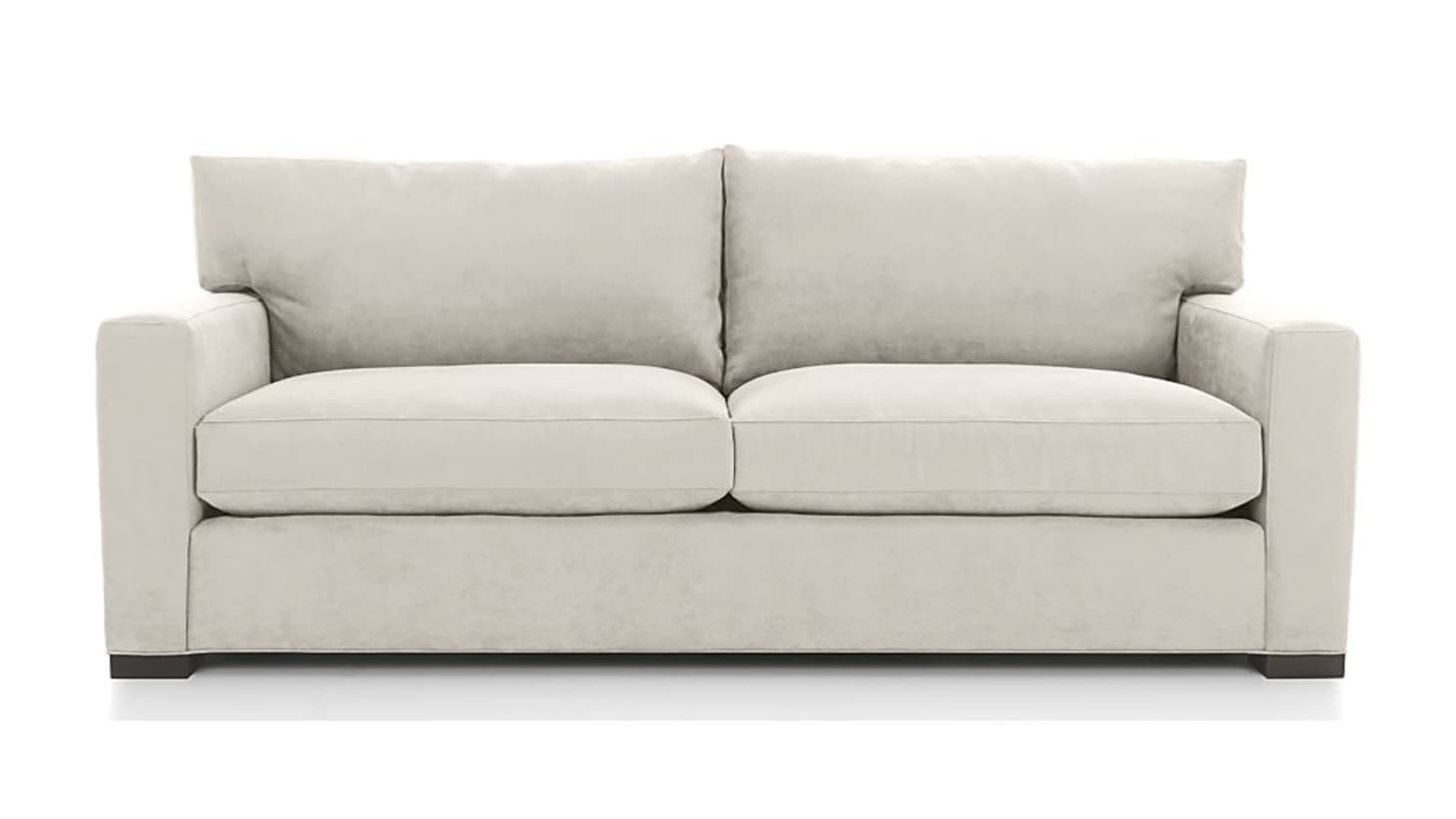 Enjoyable Reviewed The Most Comfortable Sofas At Crate Barrel Creativecarmelina Interior Chair Design Creativecarmelinacom