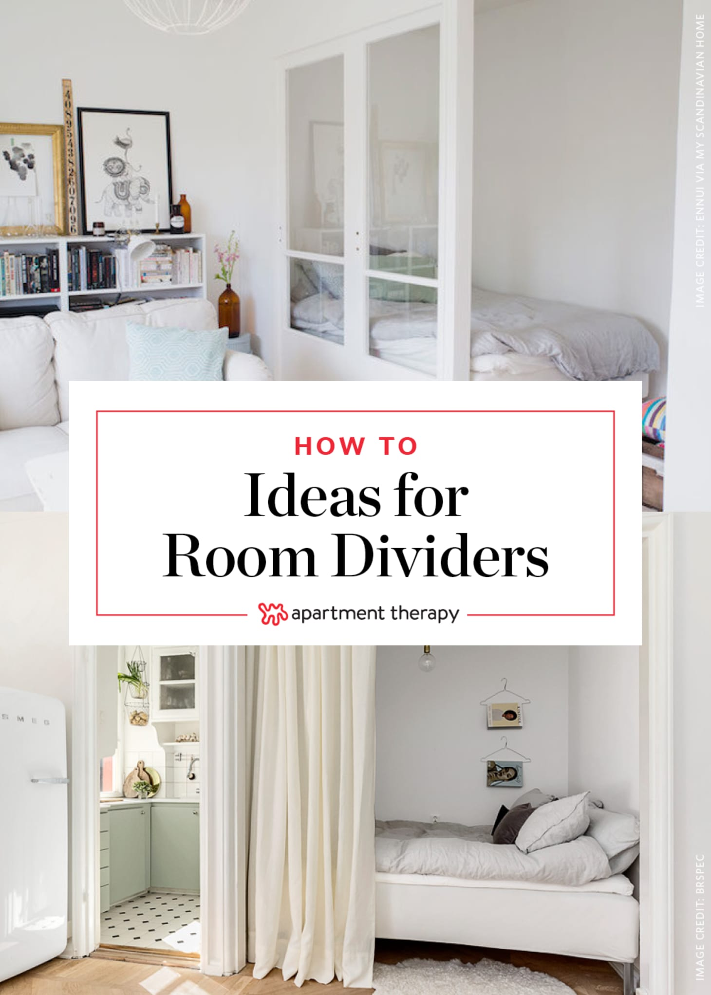 How to Create a Separate Bedroom in a Studio Apartment ...