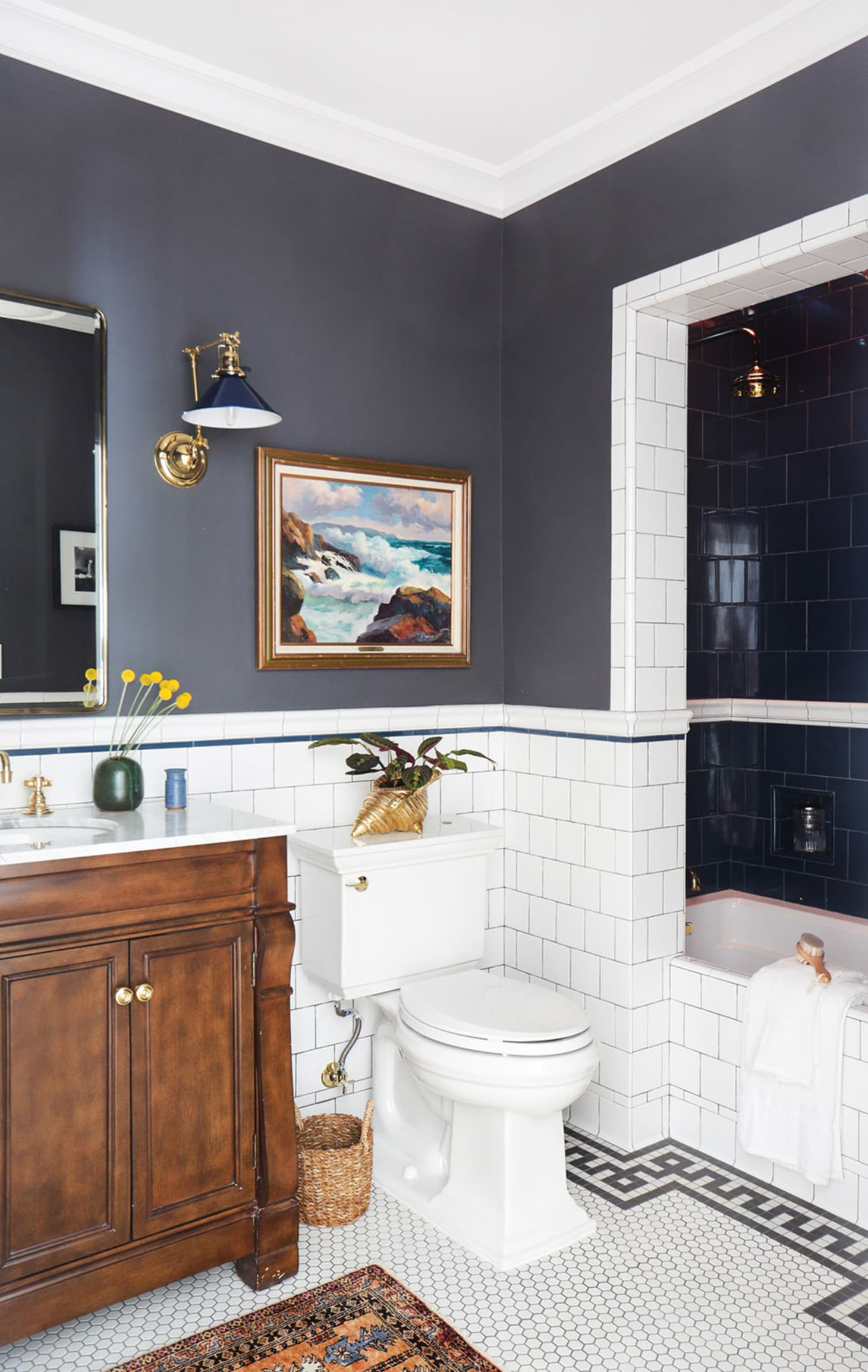 2017 trend watch the best bathroom paint colors