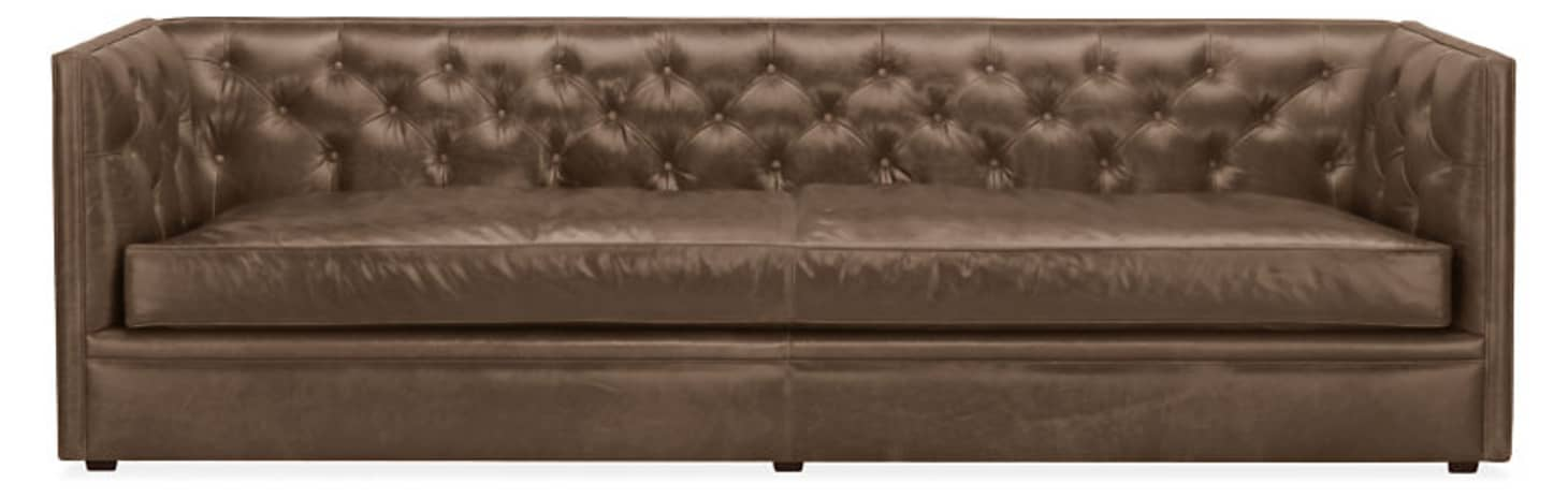 The Most Comfortable Sofas Room Amp Board Apartment Therapy